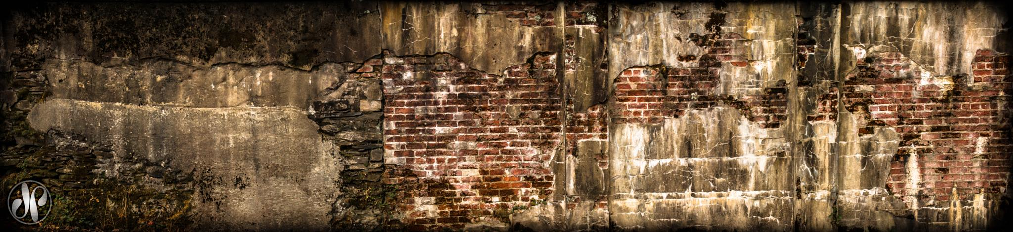 Aged Wall by Jared Pease