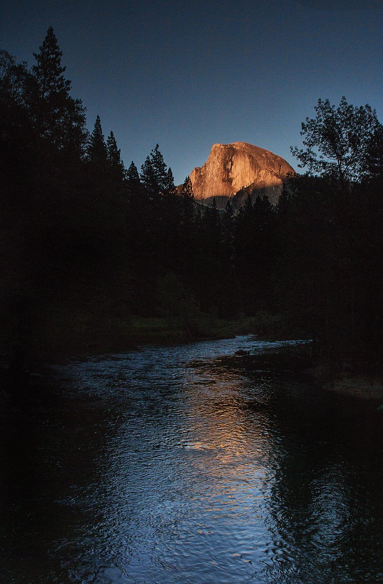 Yosemite Glows by power181