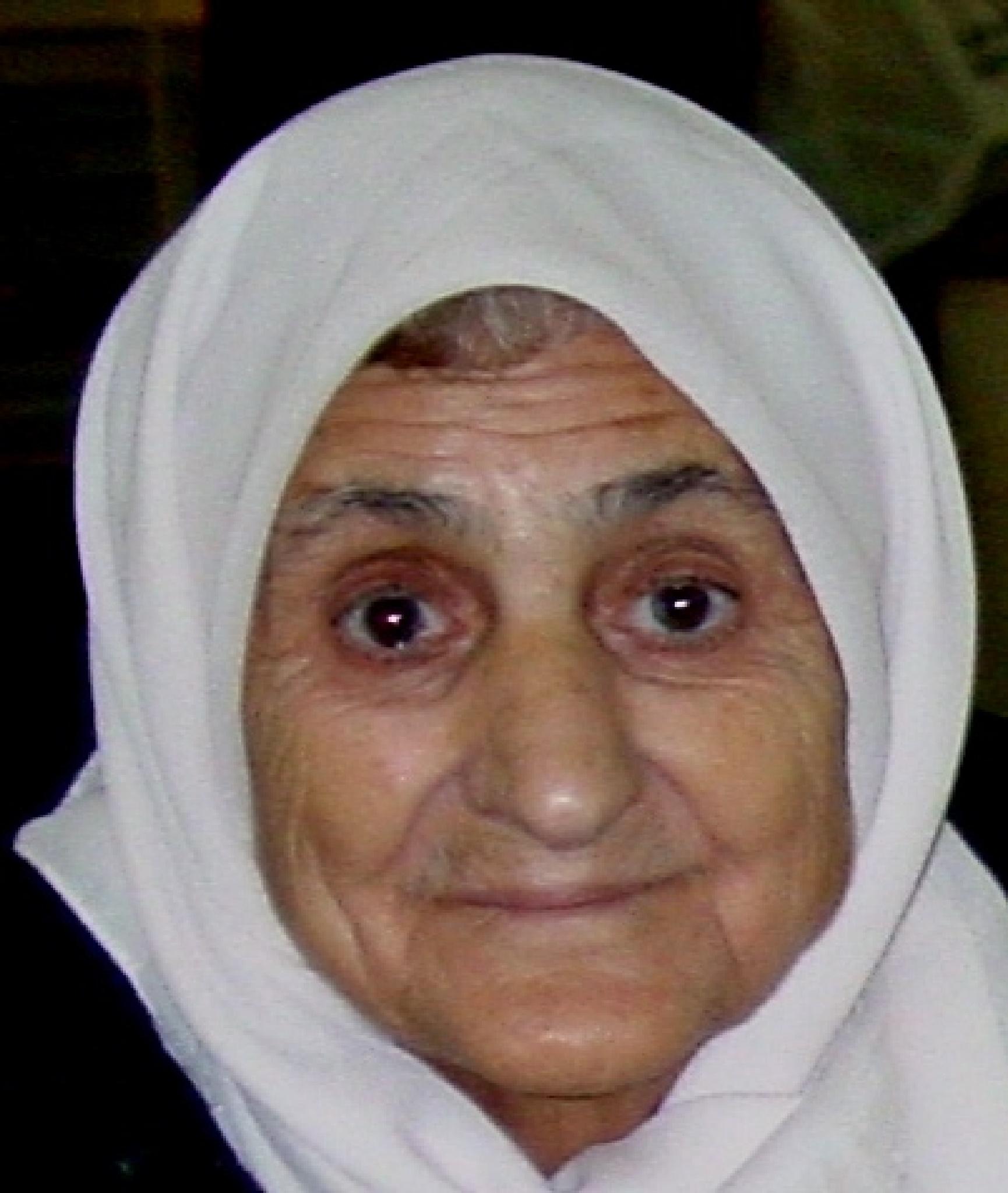 Photo in Portrait #older woman #arabic woman