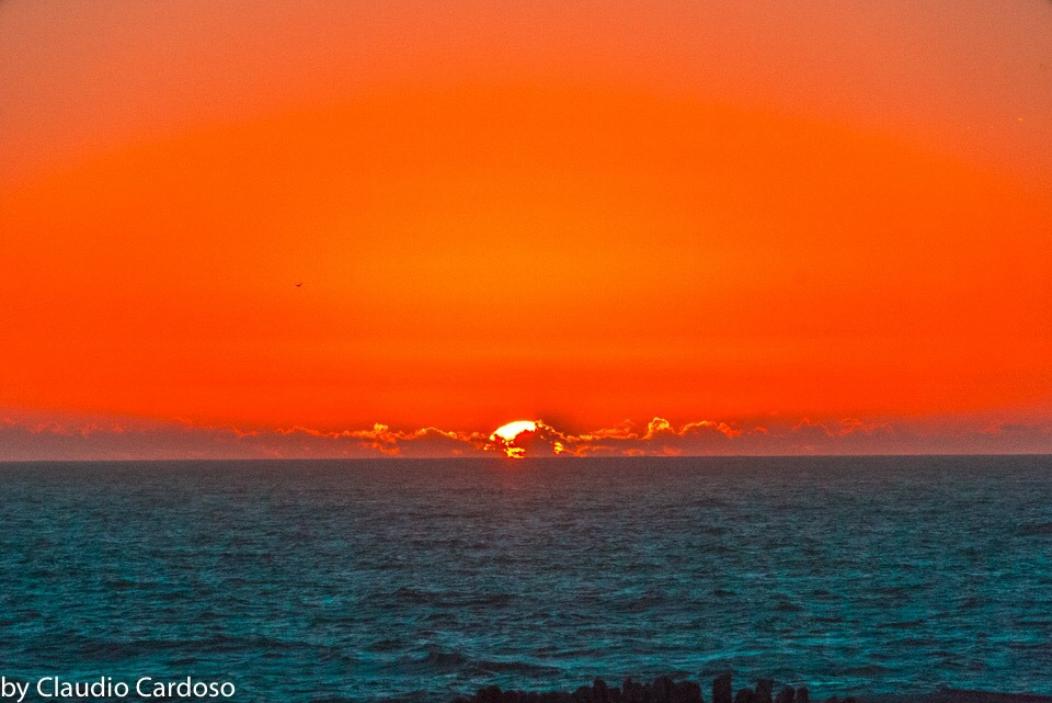 Sunset in Cascais - Portugal  by Claudio Cardoso
