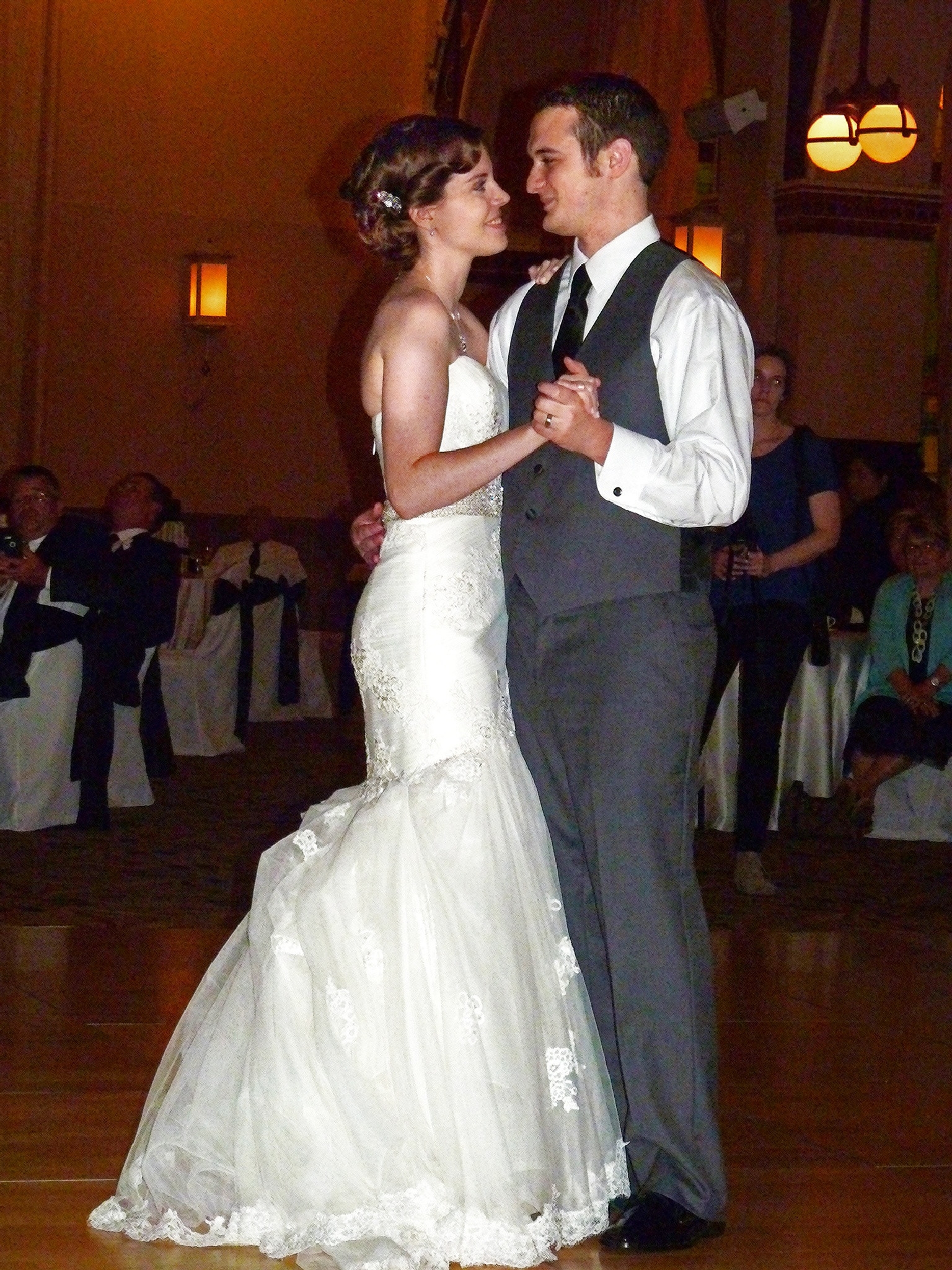 Dance of the Bride and Groom by jeanne.winstead