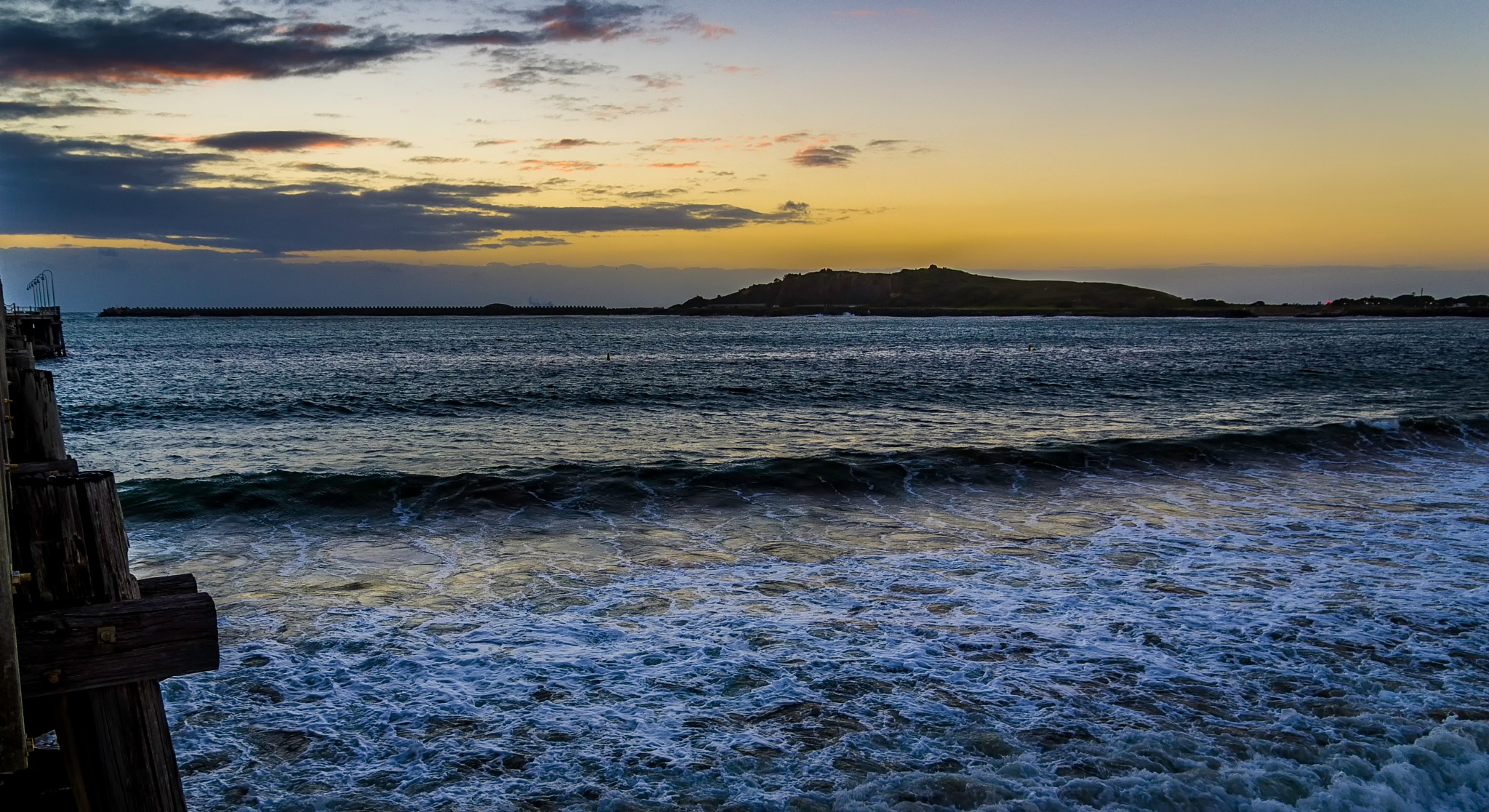 Coffs Harbour Sunrise by Taylor Allcock