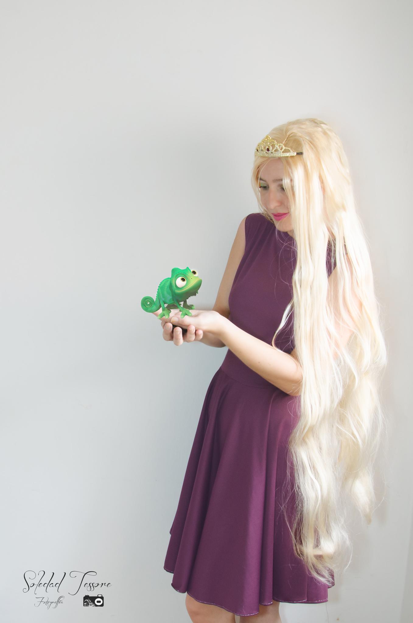 Rapunzel by Soledad.Tessore.Fotografía