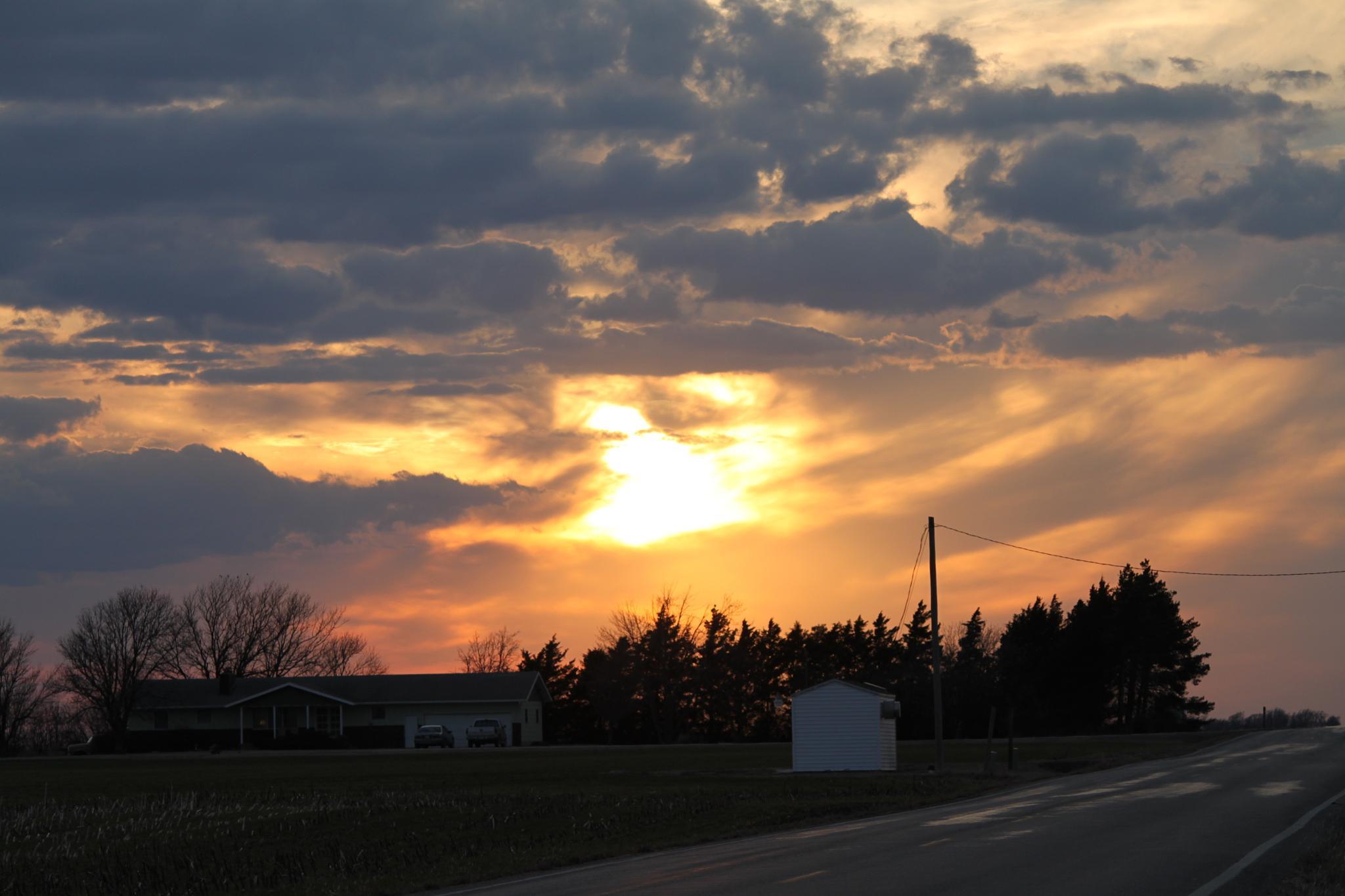 Sunset by pamela.raineri.1