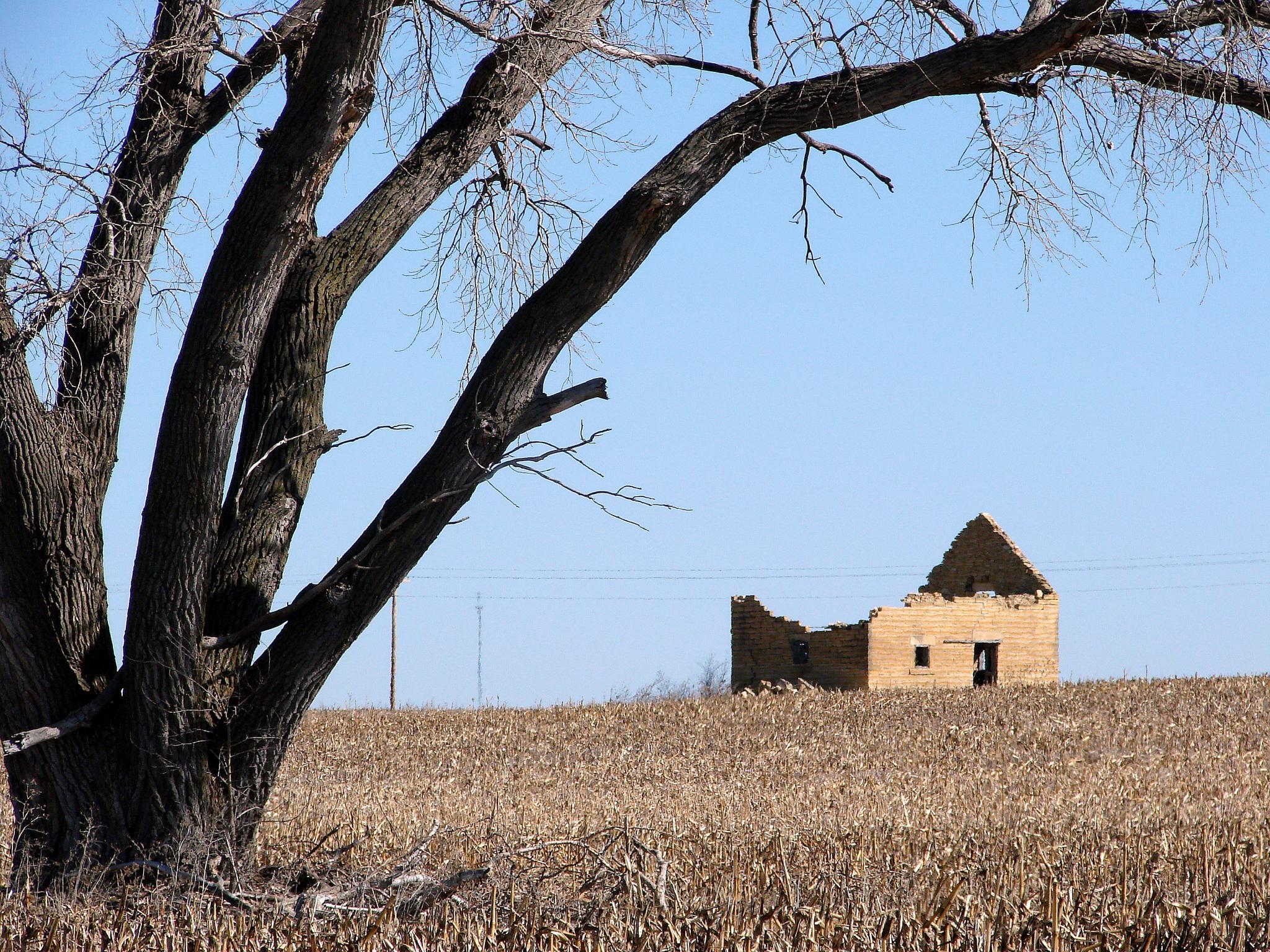 Old brick/stone home by pamela.raineri.1
