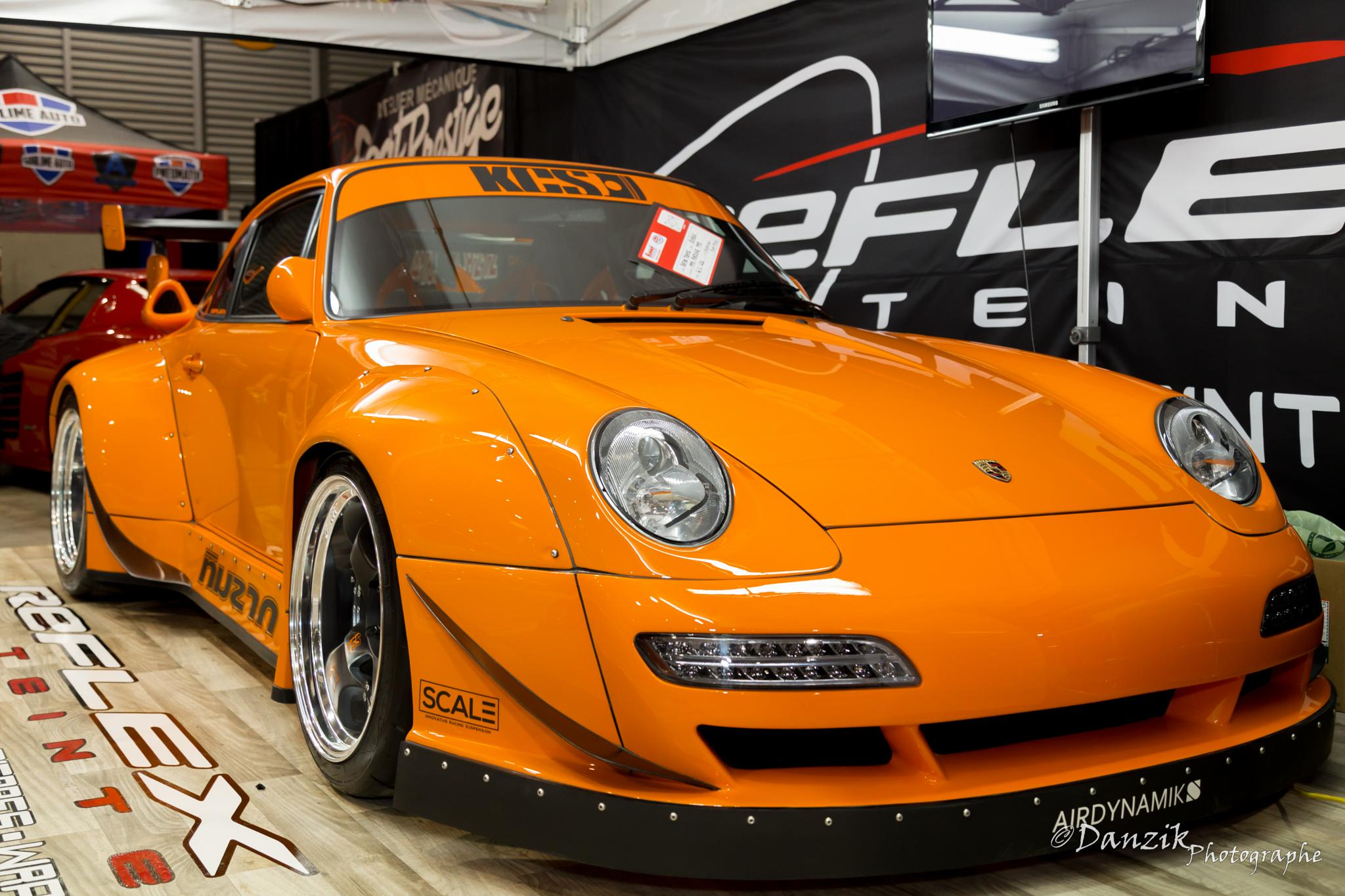 Porshe by Danzik Photographe
