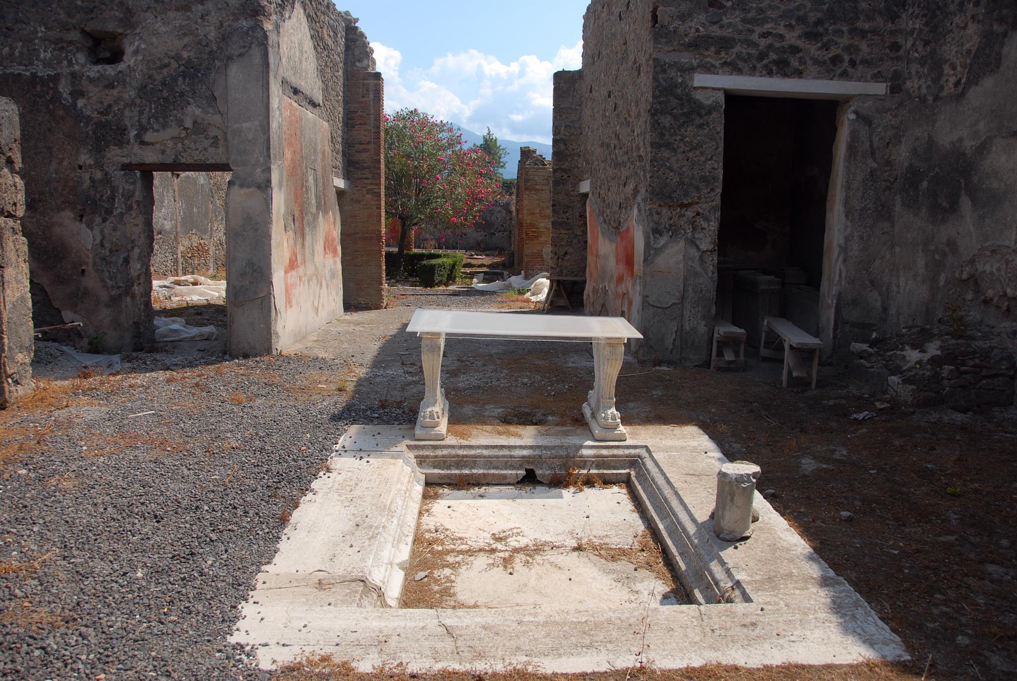 Casa del Centauro-Pompeya by pedroruizmiras