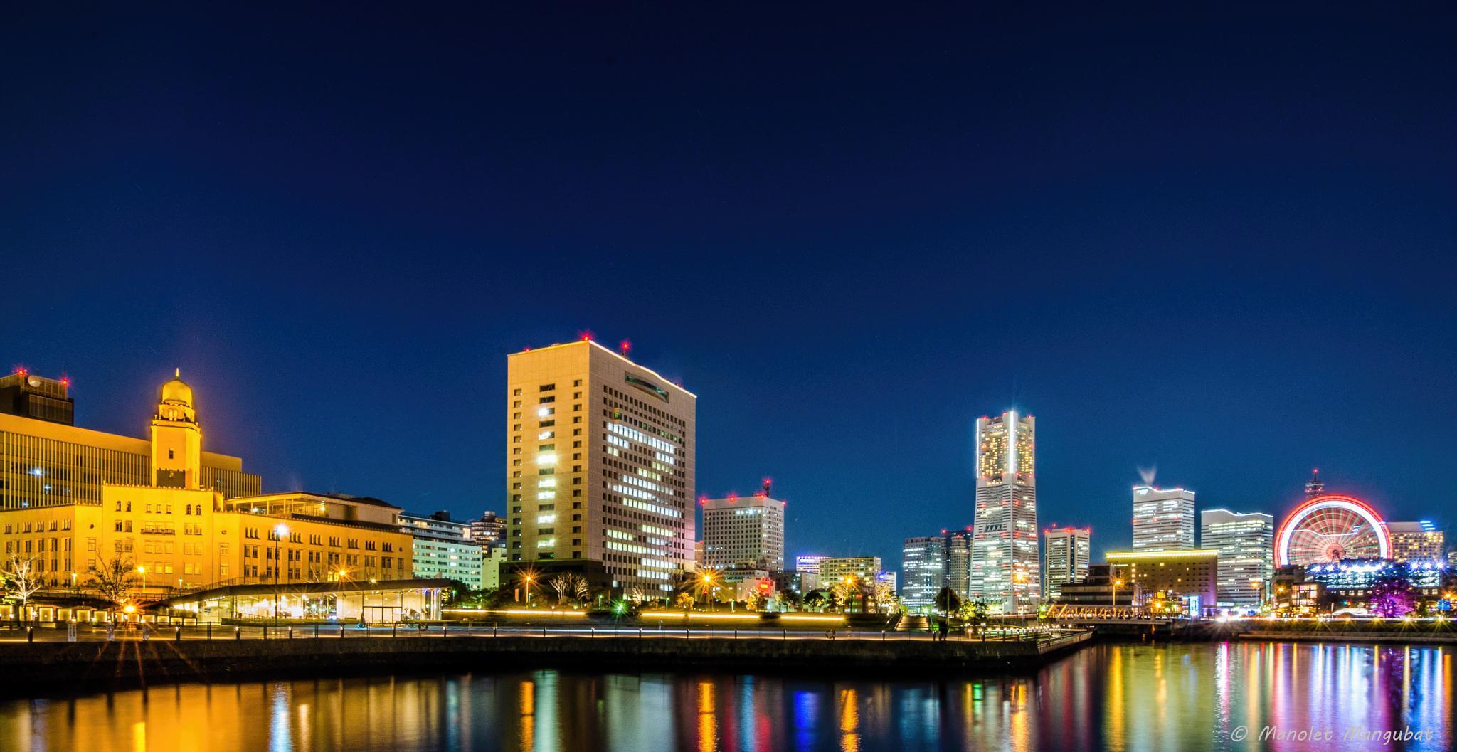 Minato Mirai by wakawshitabugnam