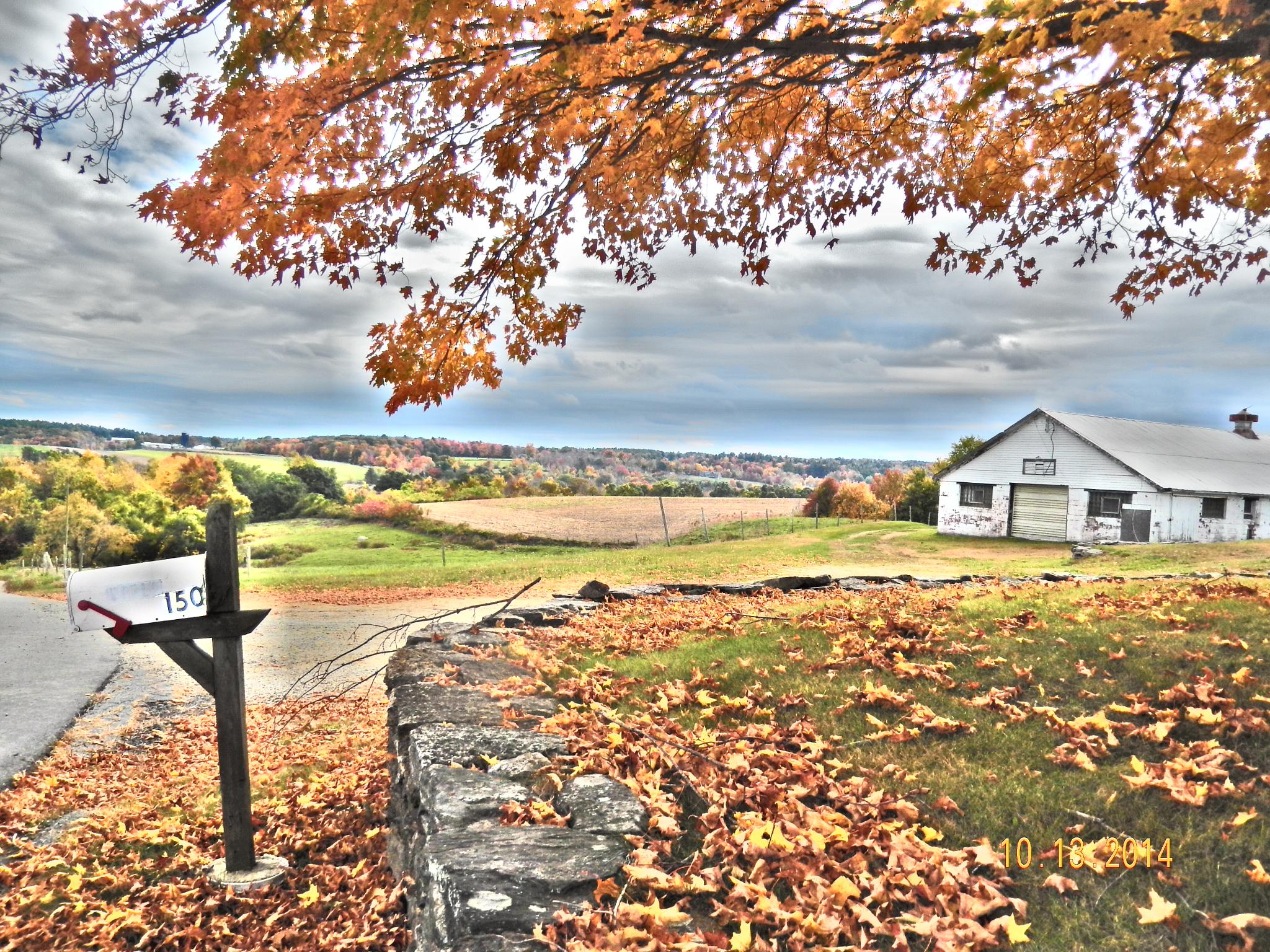 Small town farm by diane.m.jacques