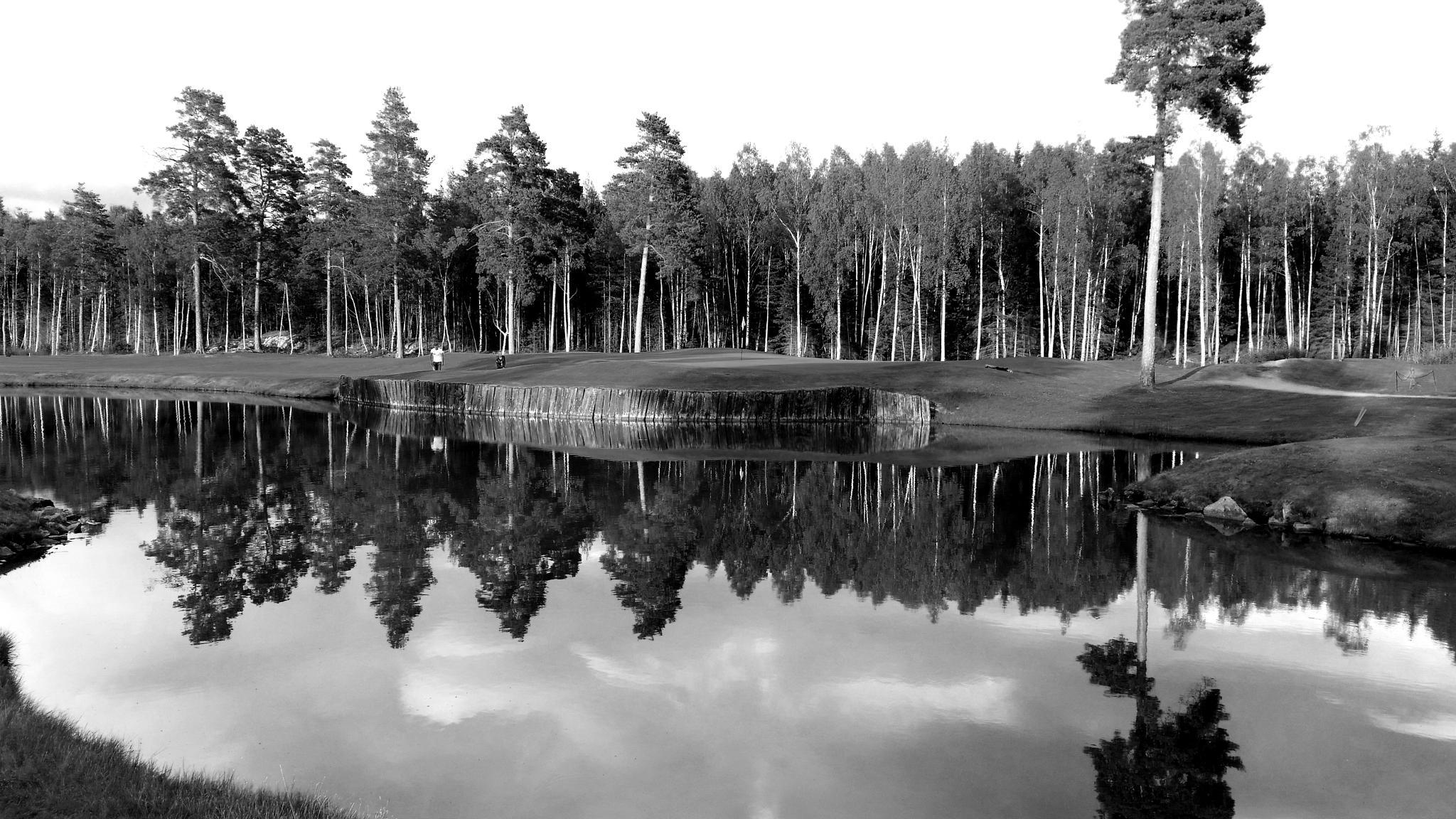 Kings Course H6 by jaderfeldt