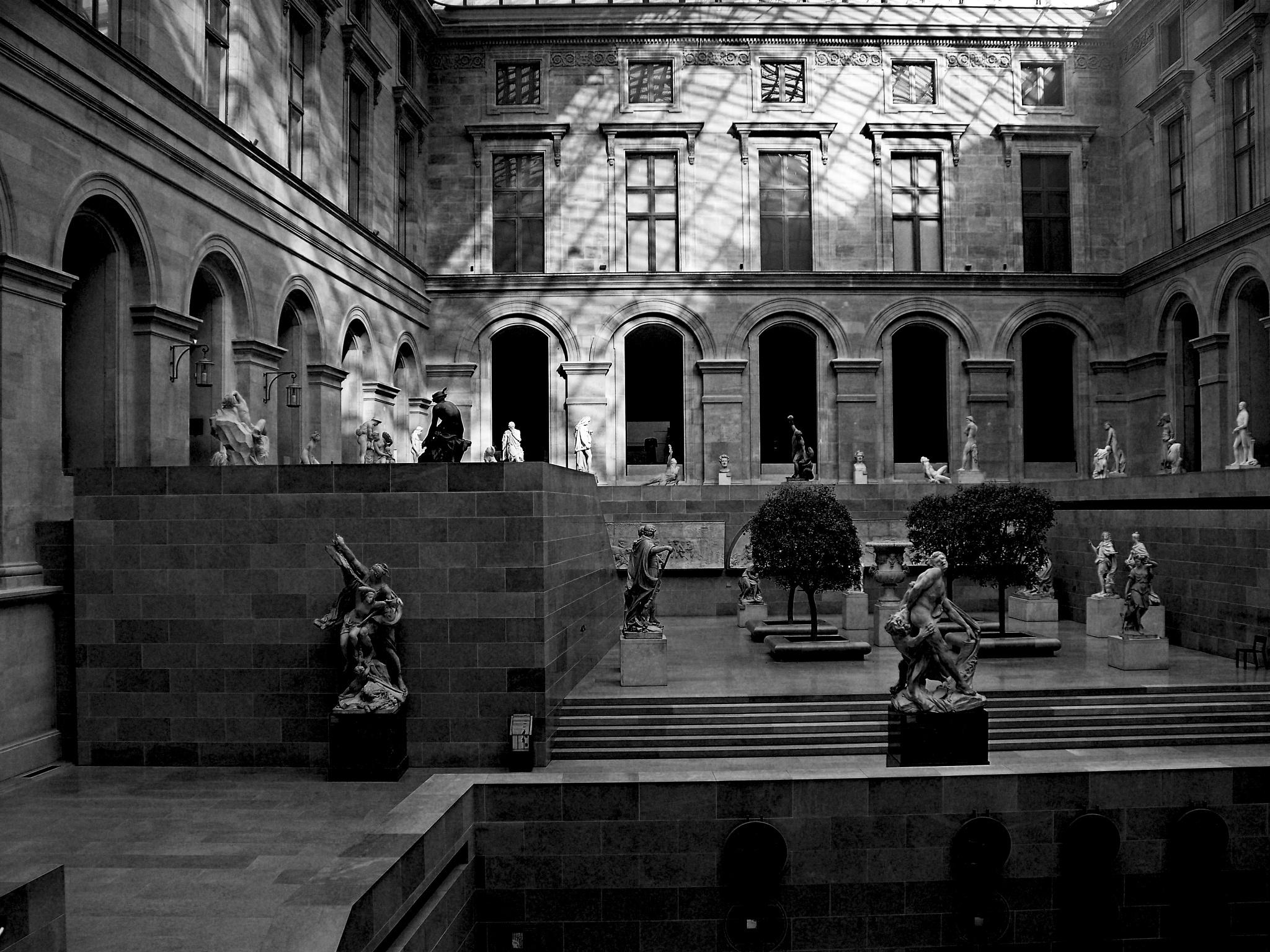 Shadows in Paris by jef
