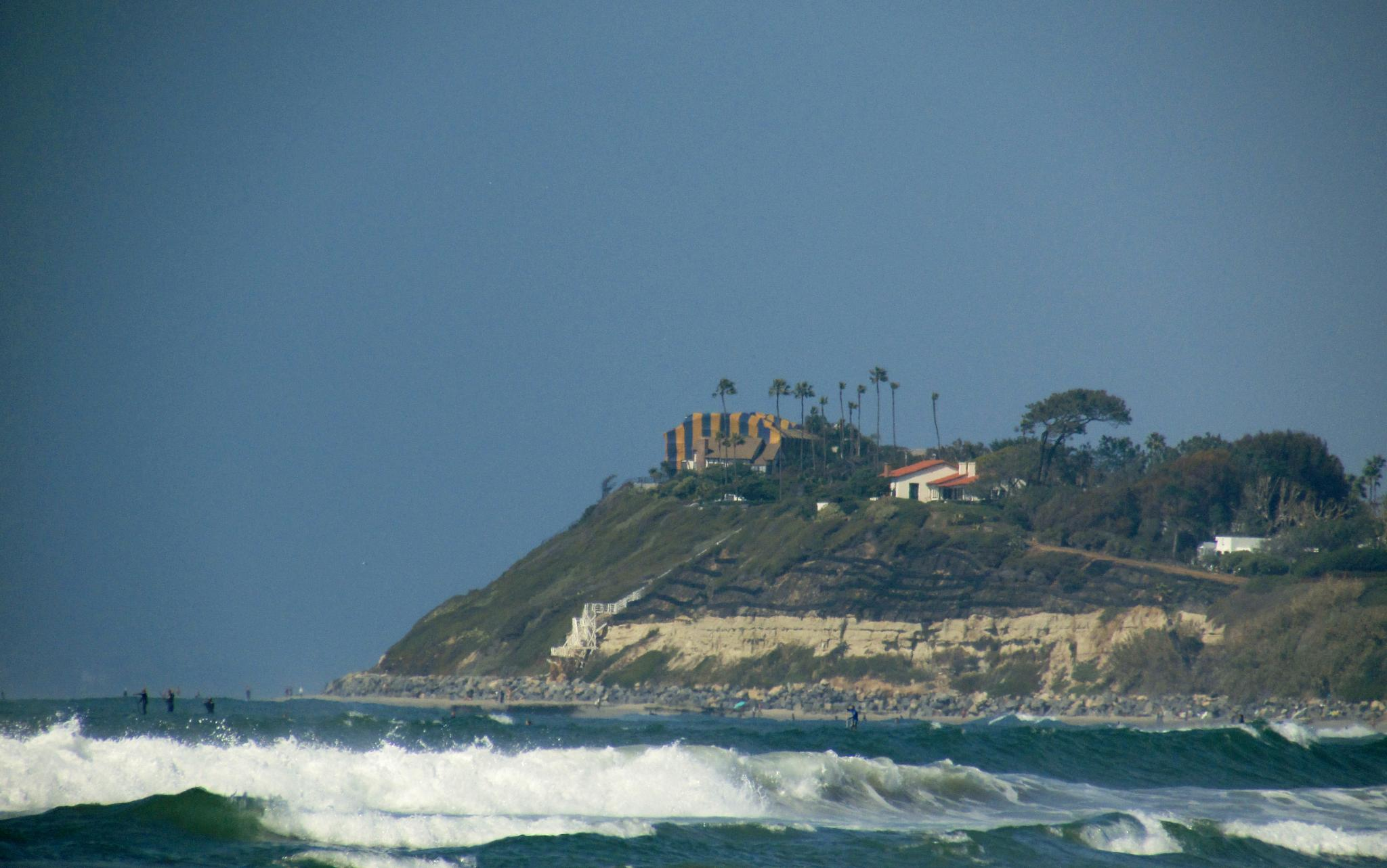 Cardiff by the Sea, California by Lisa Marshall Moore