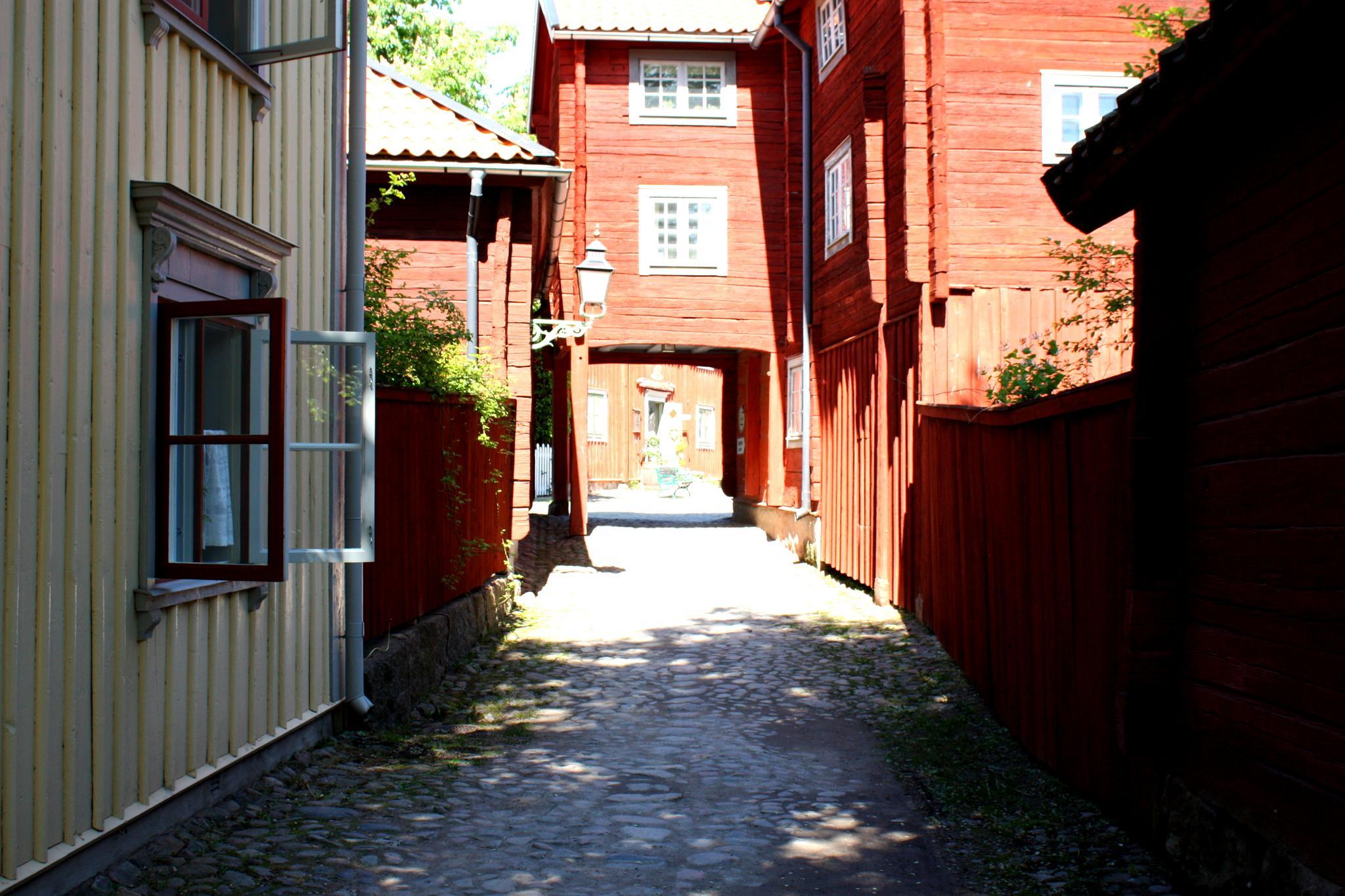 Photo in Random #gamla linköping #gränd