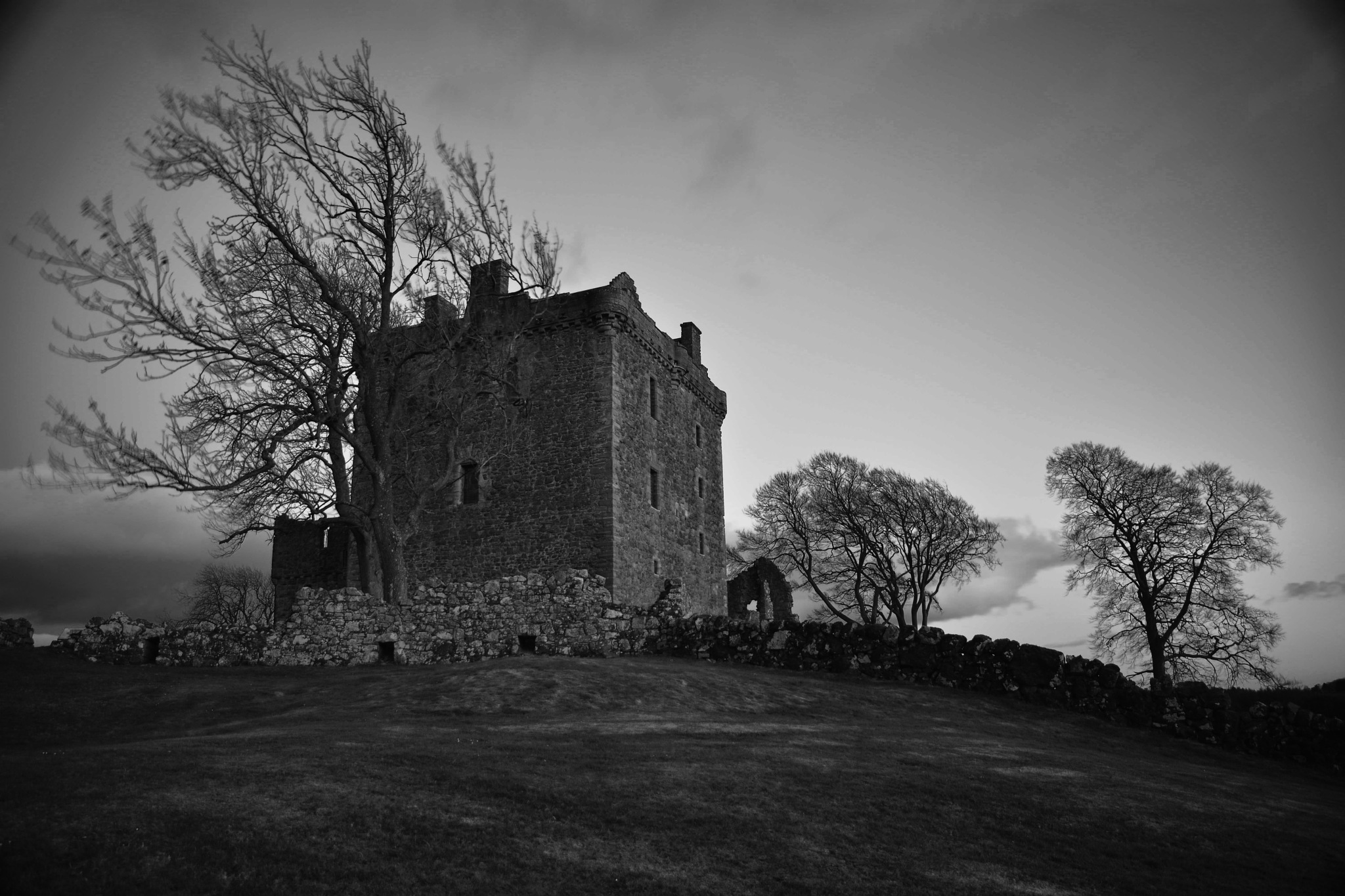 Balvaird Castle, Perthshire  by colin.petrie.5