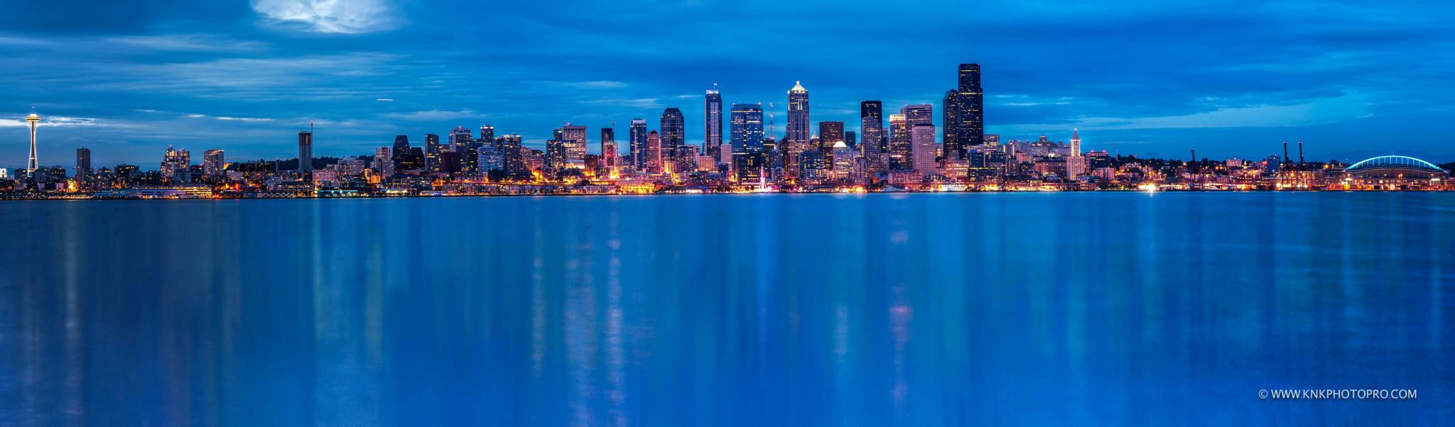 Seattle by K&K Photography