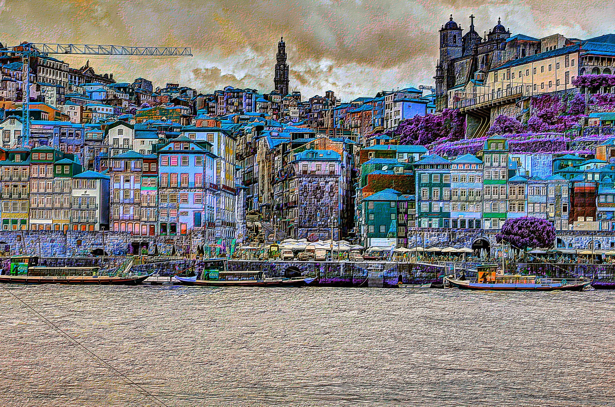 Surreal Porto by timearth4