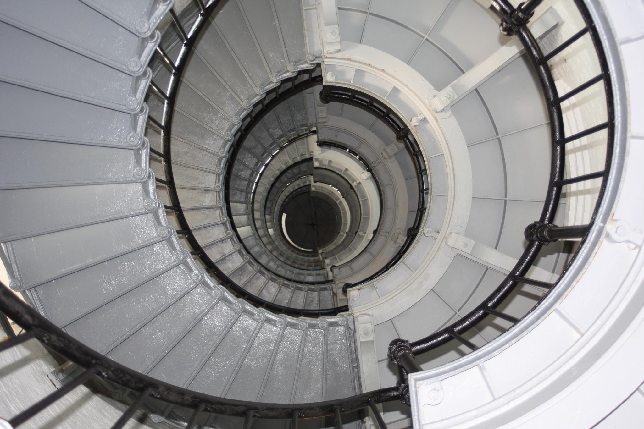 Upward Spiral by David Hill Collins
