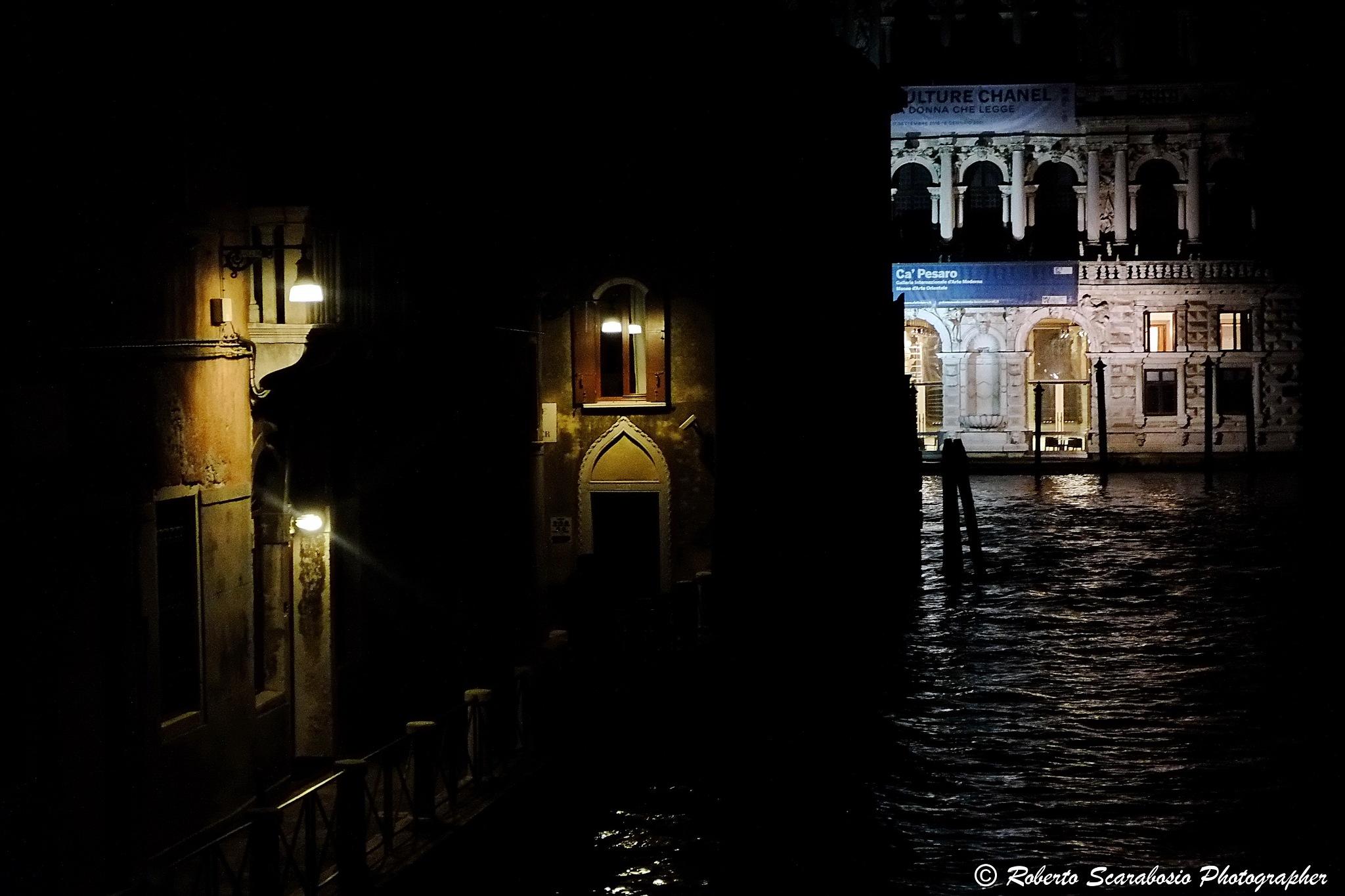 Mistero a Venezia by roberto.scarabosio