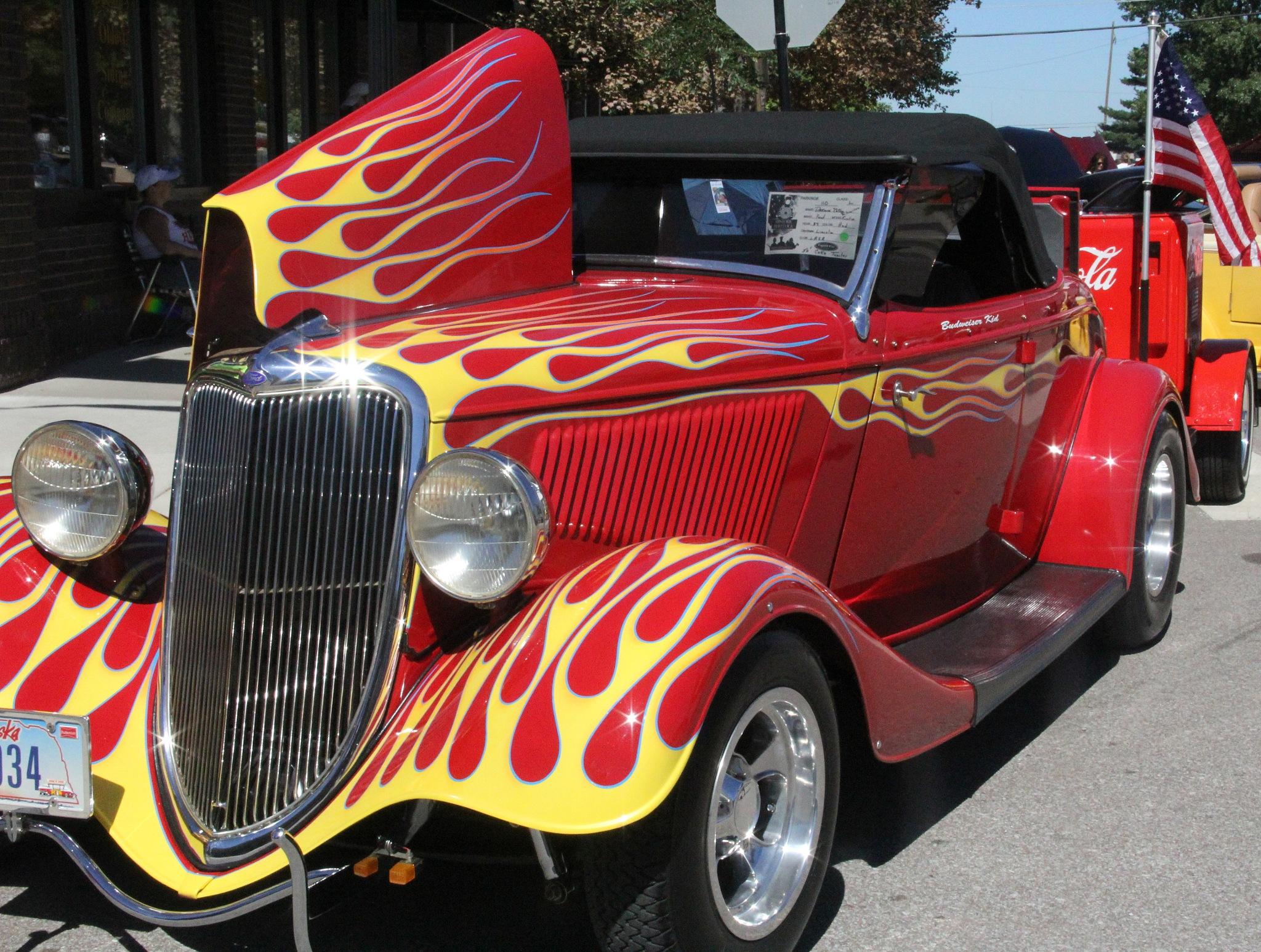Photo in Vehicle #car show #lincoln #nebraska