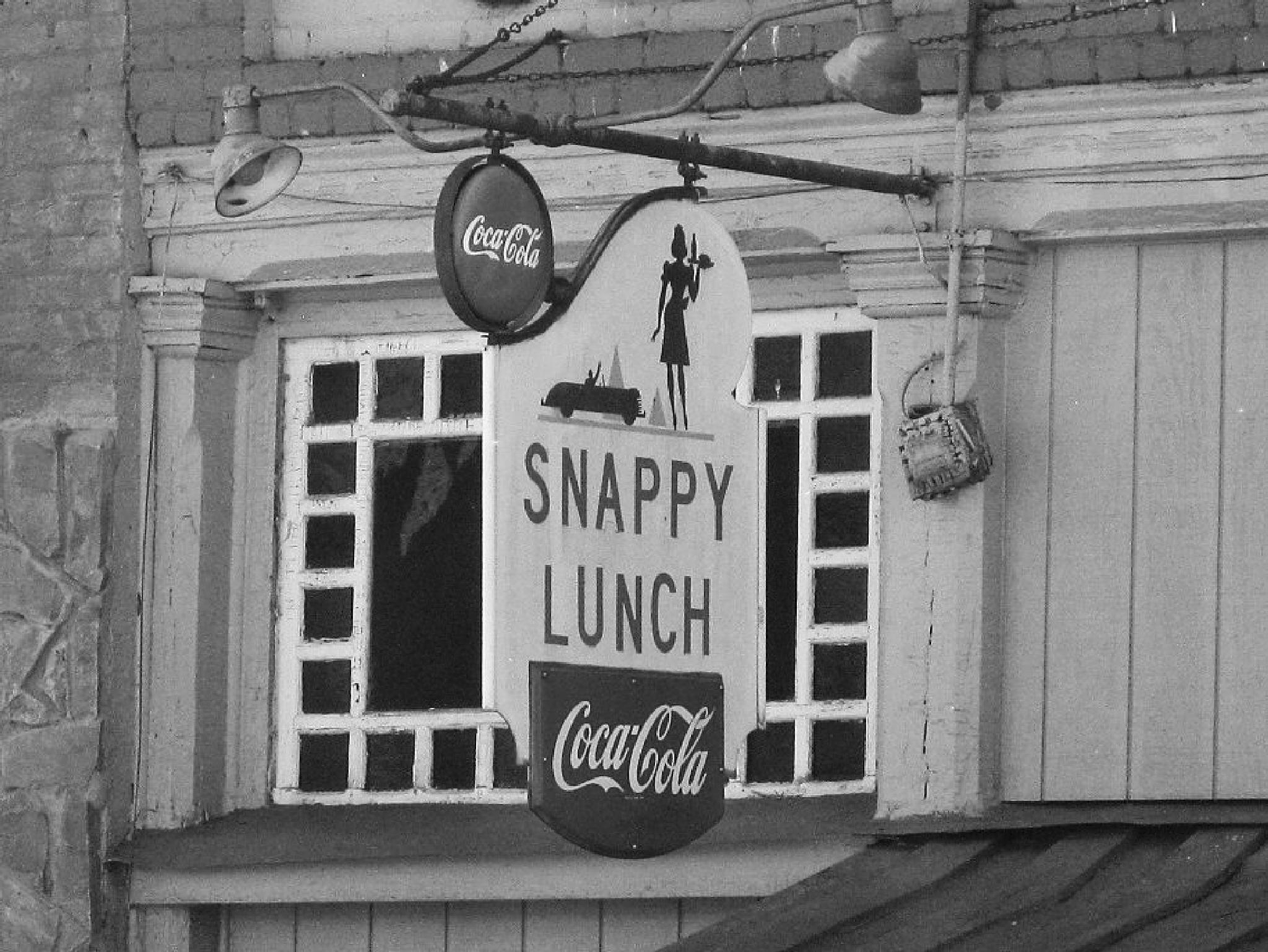 The Famous Snappy Lunch, Mt Airy, NC by wanda.nelson.562