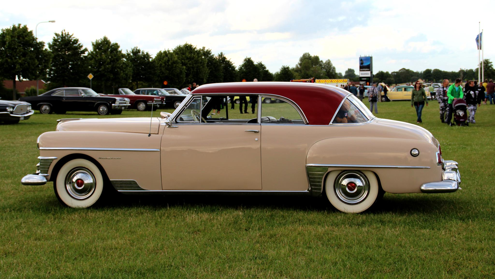 Chrysler New Yorker -50 by Road Flames Photography