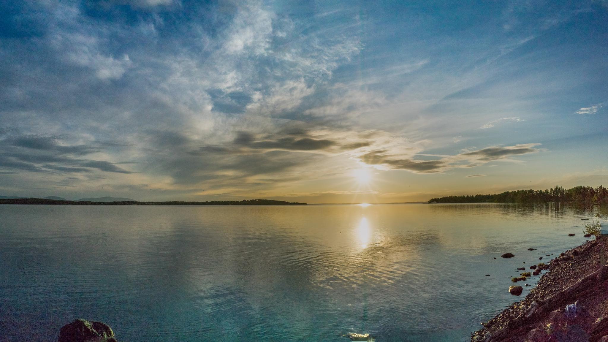 Another sunset by Lautaro.Diaz.Photo