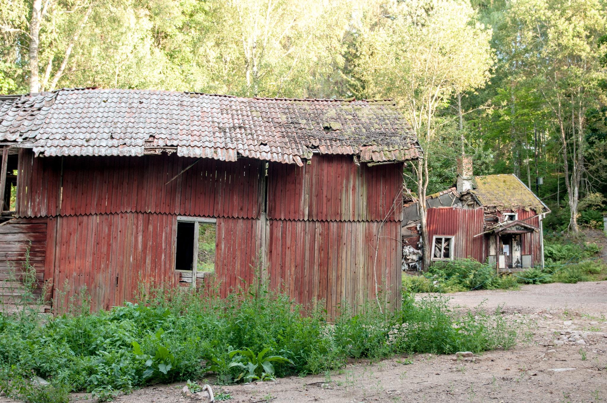 Dilapidated by Jonas Karlsson
