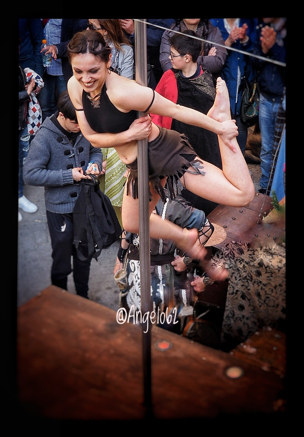 Pole dance  by Angelo62