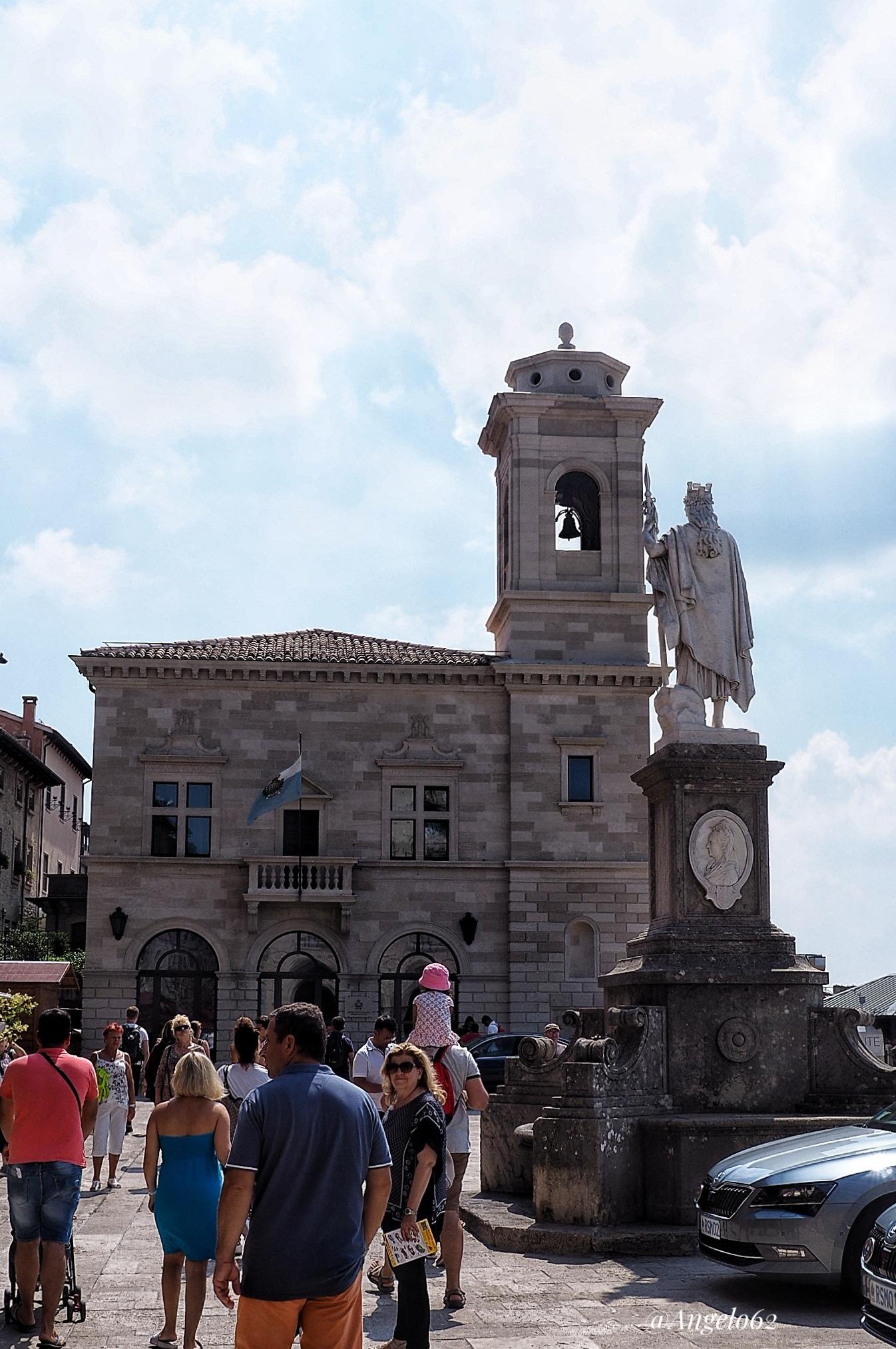 San Marino  by Angelo62
