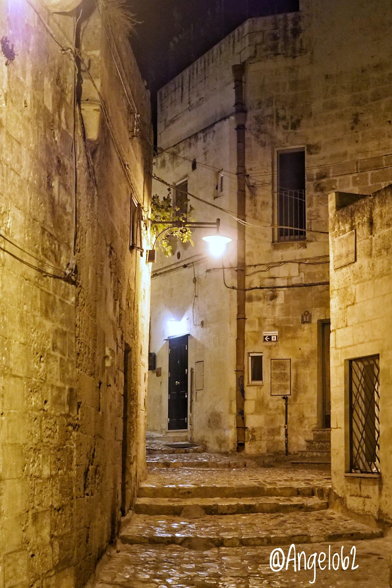 I Sassi di Matera  by Angelo62
