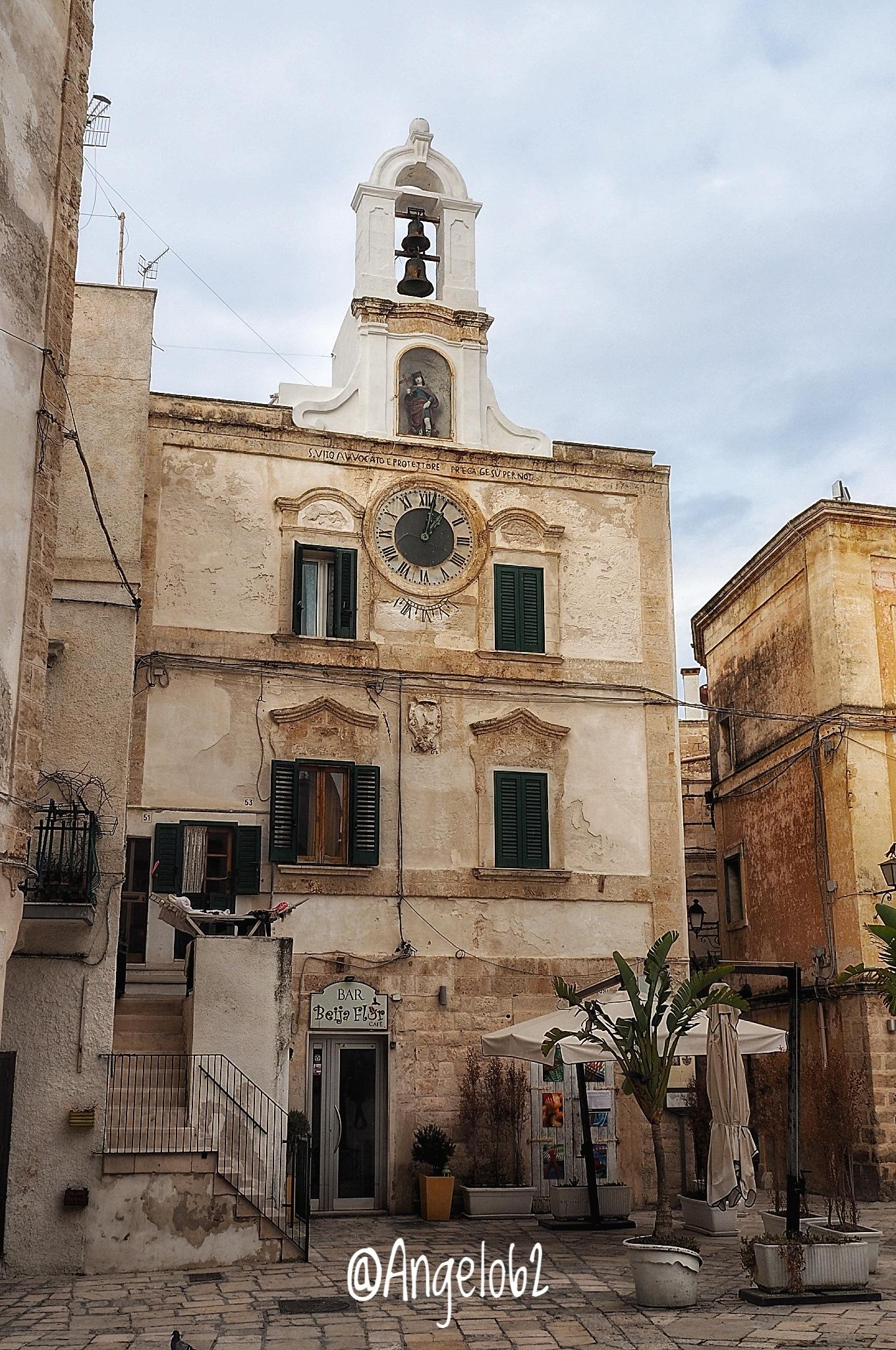 Polignano,  centro storico  by Angelo62