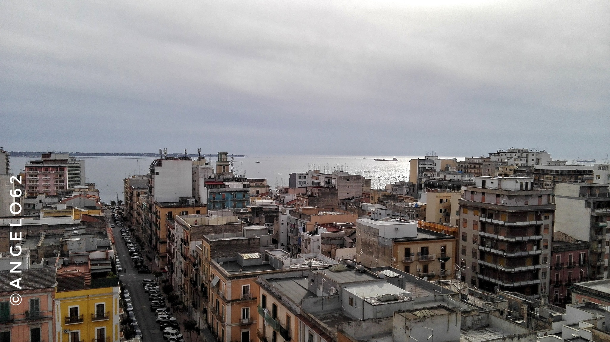 Taranto, panoramica by Angelo62