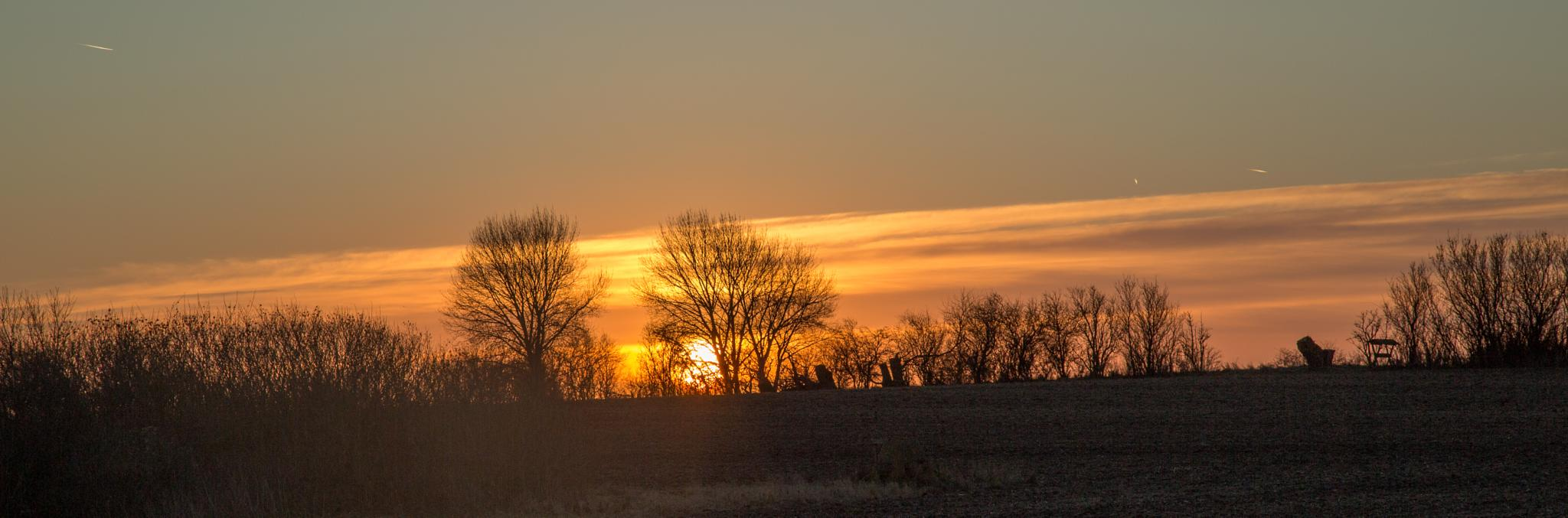 Sundown by dgwhit
