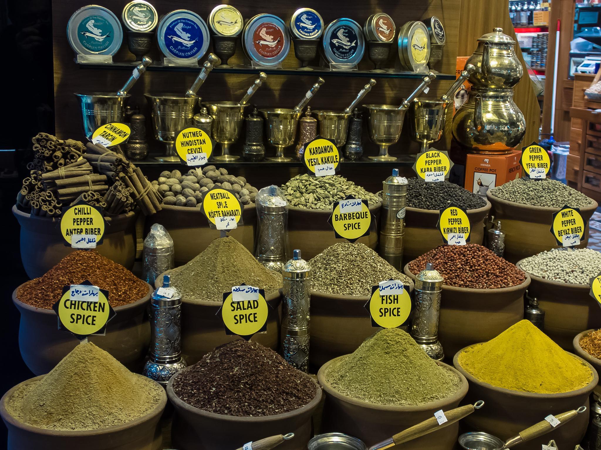 Gran Bazar 1 by donato rondini