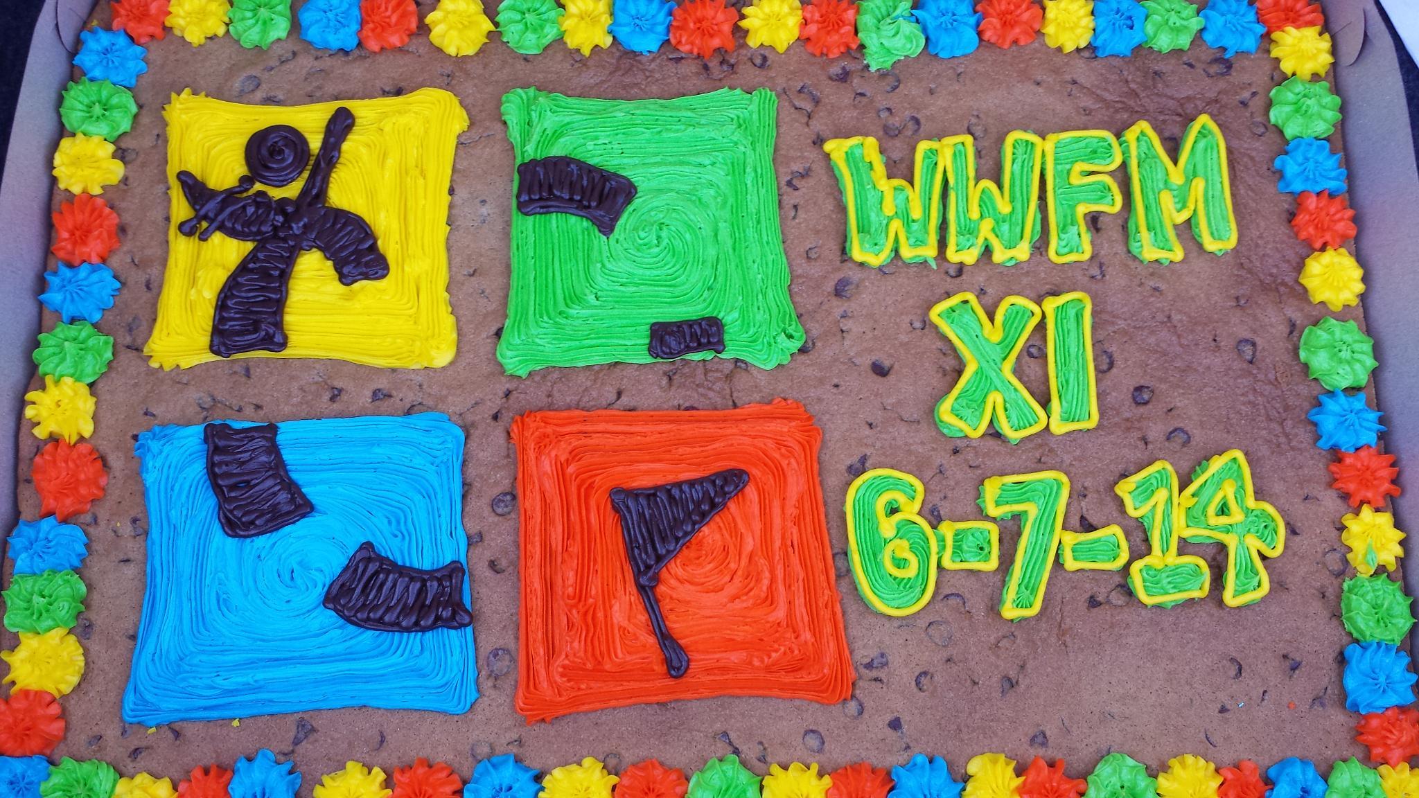 WWFM XI by bgarringer