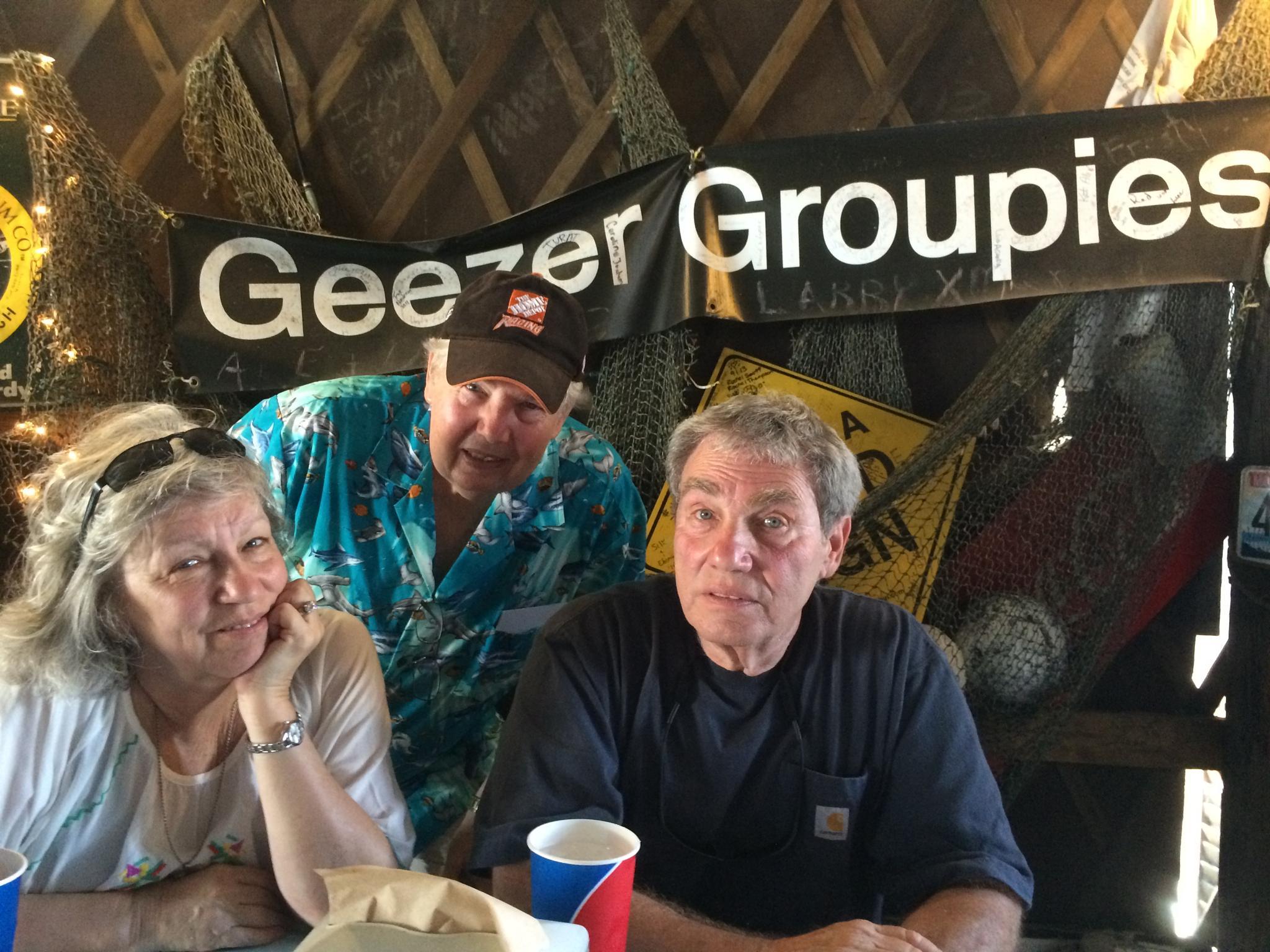 Geezer Groupies by debbie.k.alexander.3