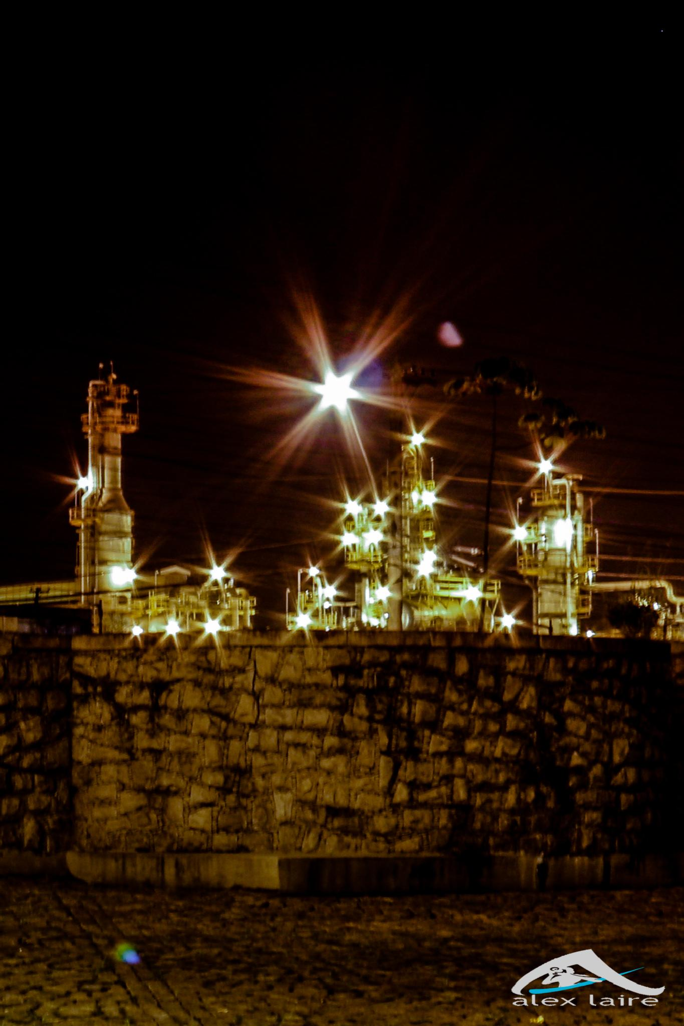 Parque Industrial. by alex.laire