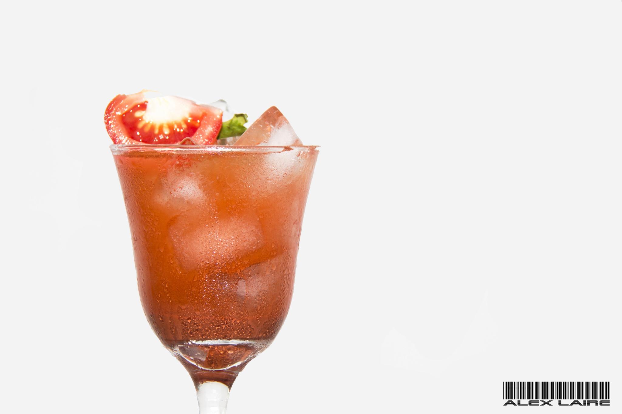 Tomato juice. by alex.laire
