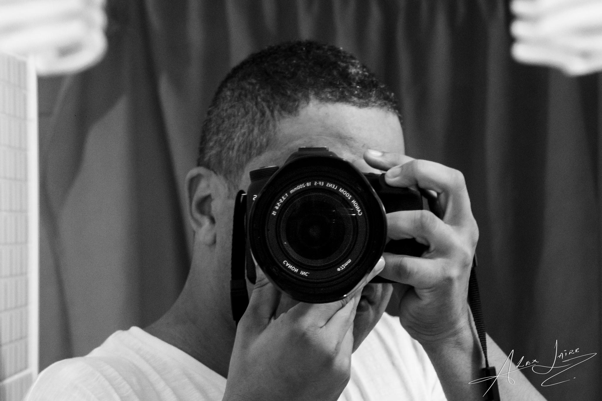 My Selfie. by alex.laire