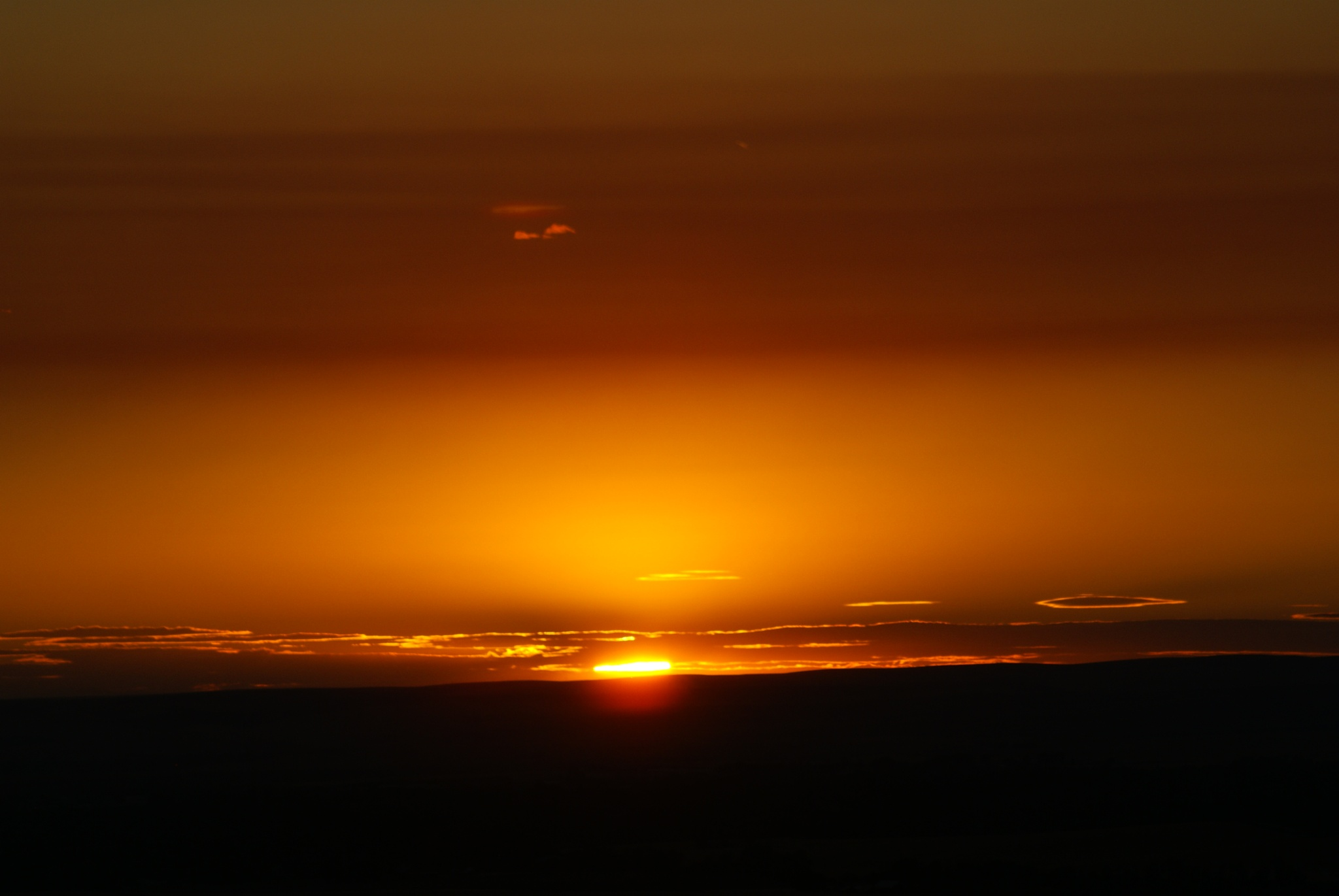 Mountain Sunset by shawna.morgan.7