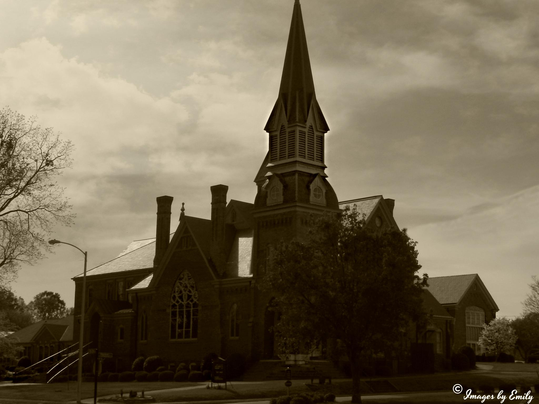 church by Emily Grant