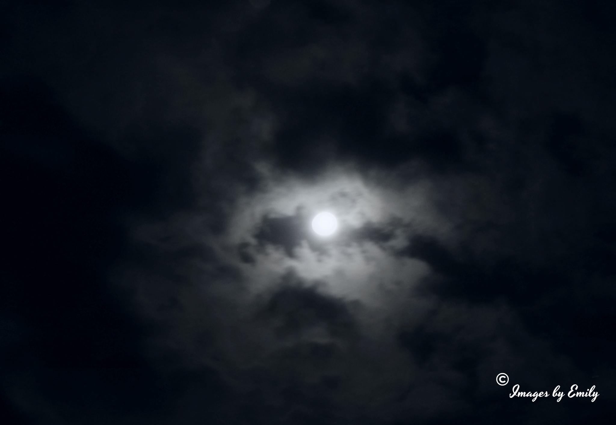 Beautiful sky tonight 1 by Emily Grant