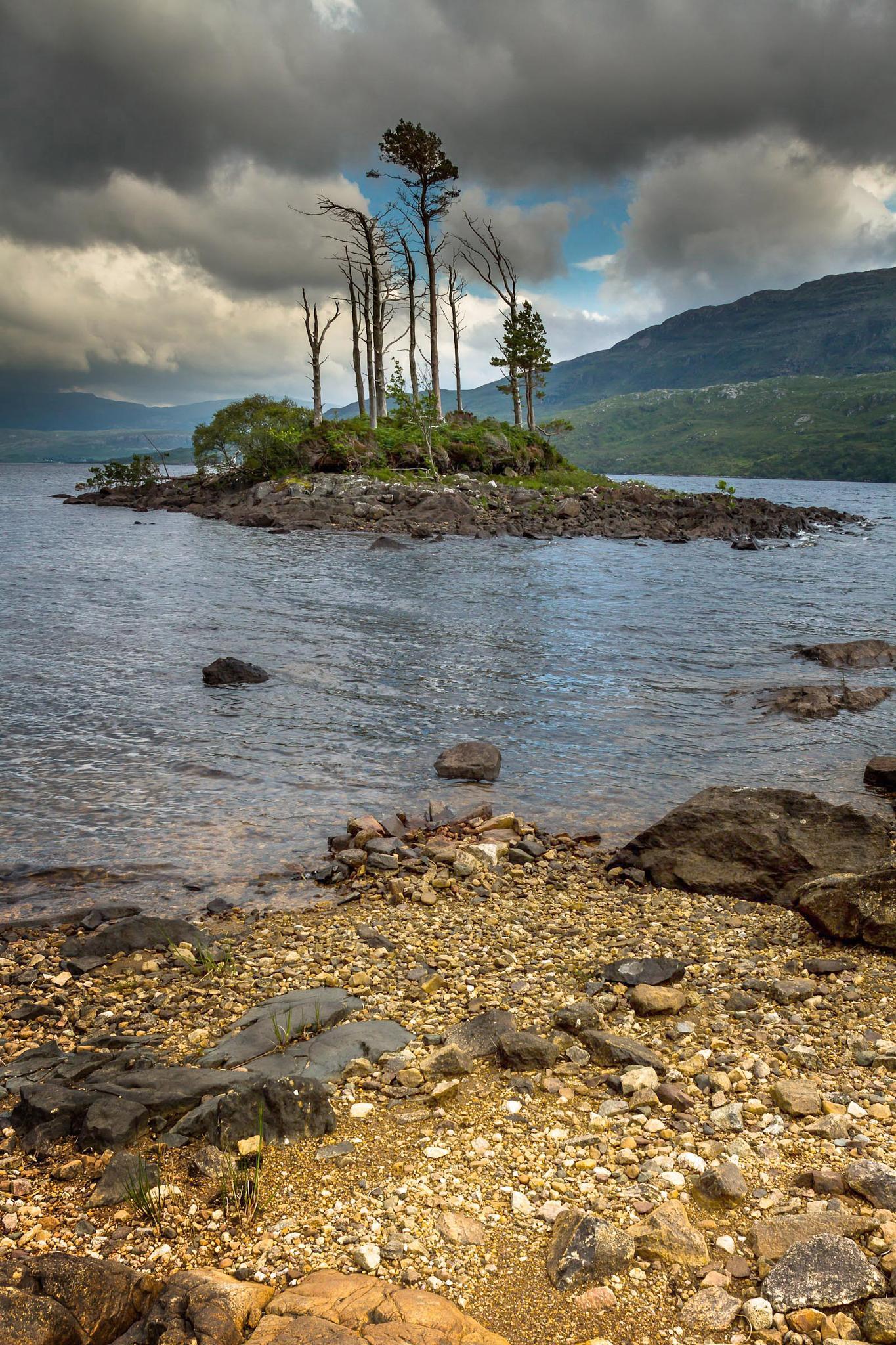 Loch Assynt by LidiaVanhamme