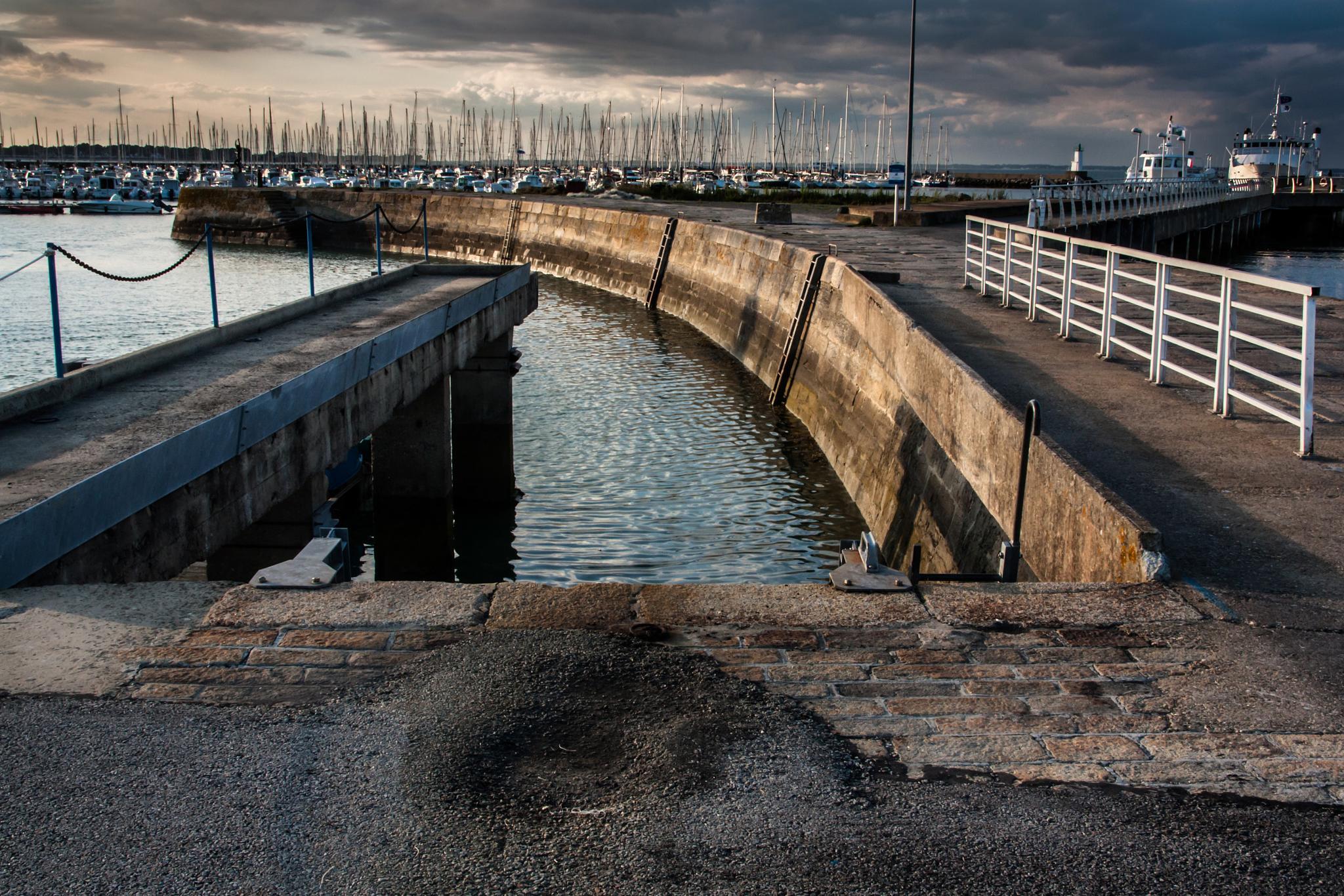 Port du Morbihan by LidiaVanhamme