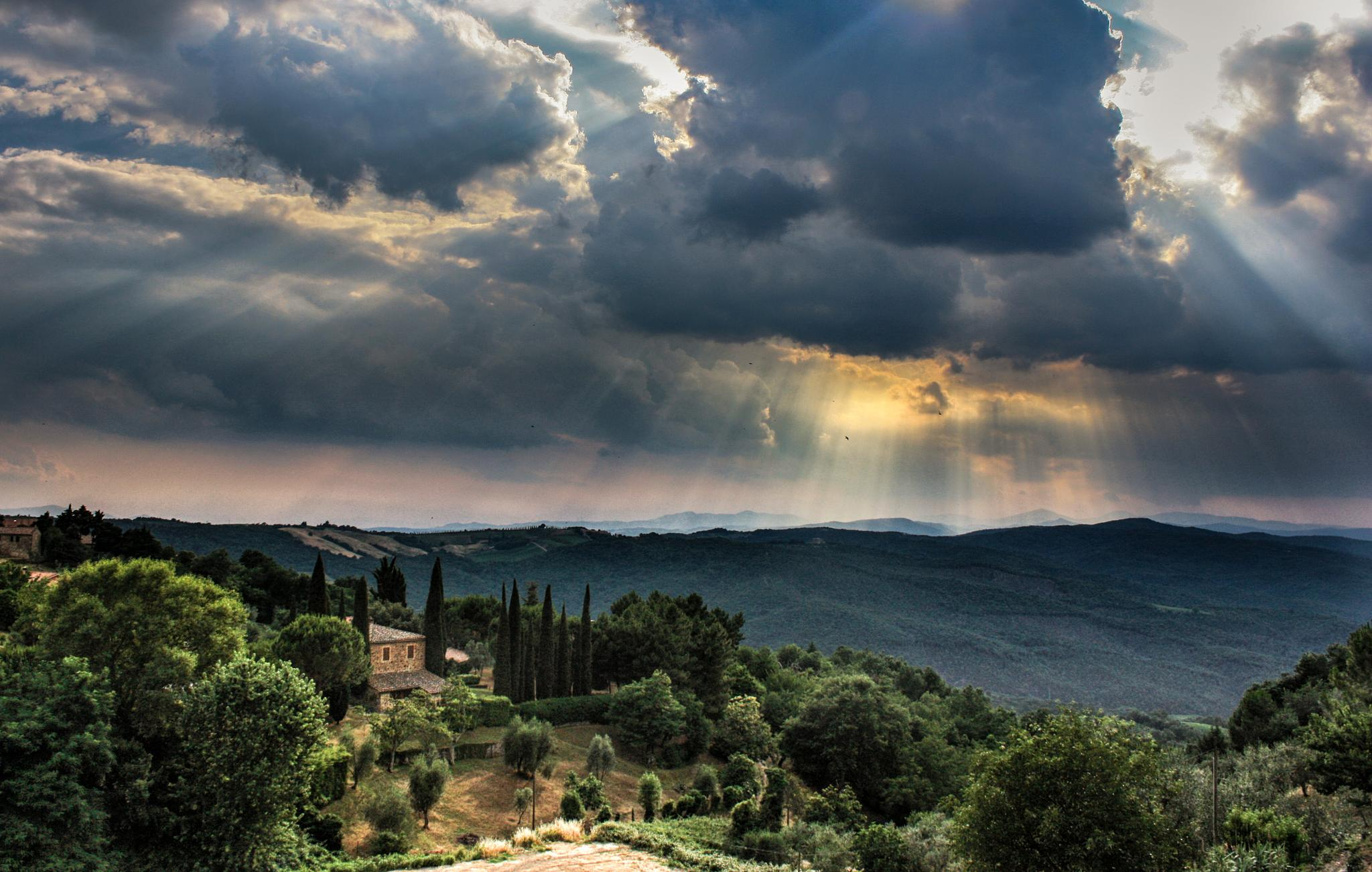Val d'Orcia by LidiaV