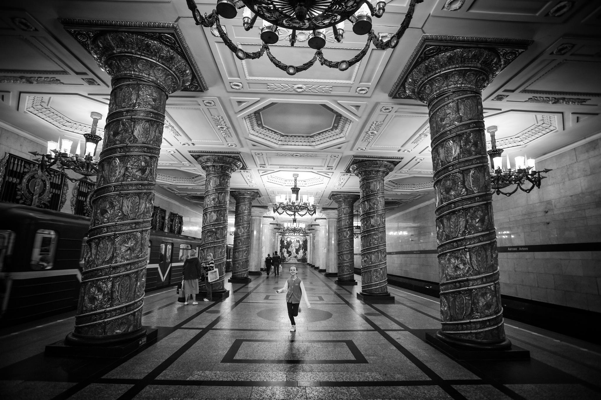 Saint-Petersbourg by LidiaVanhamme