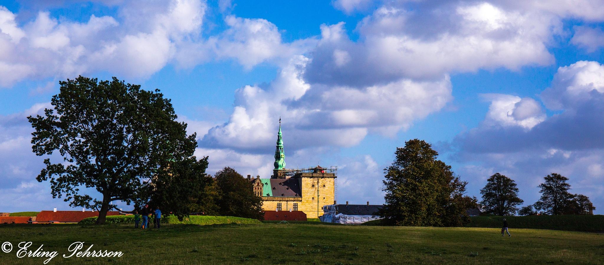 Kronborg slot Danmark  by erling.pehrsson