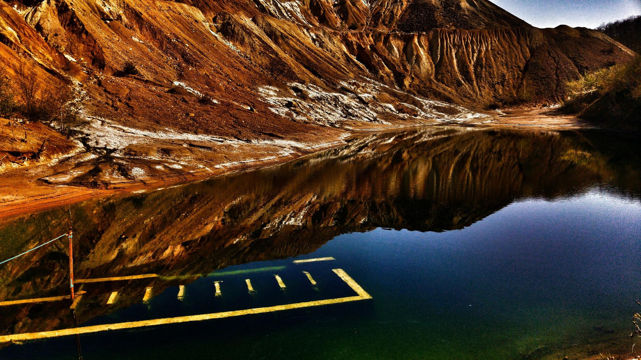 abandoned mine 2 by Vanya Vichkova