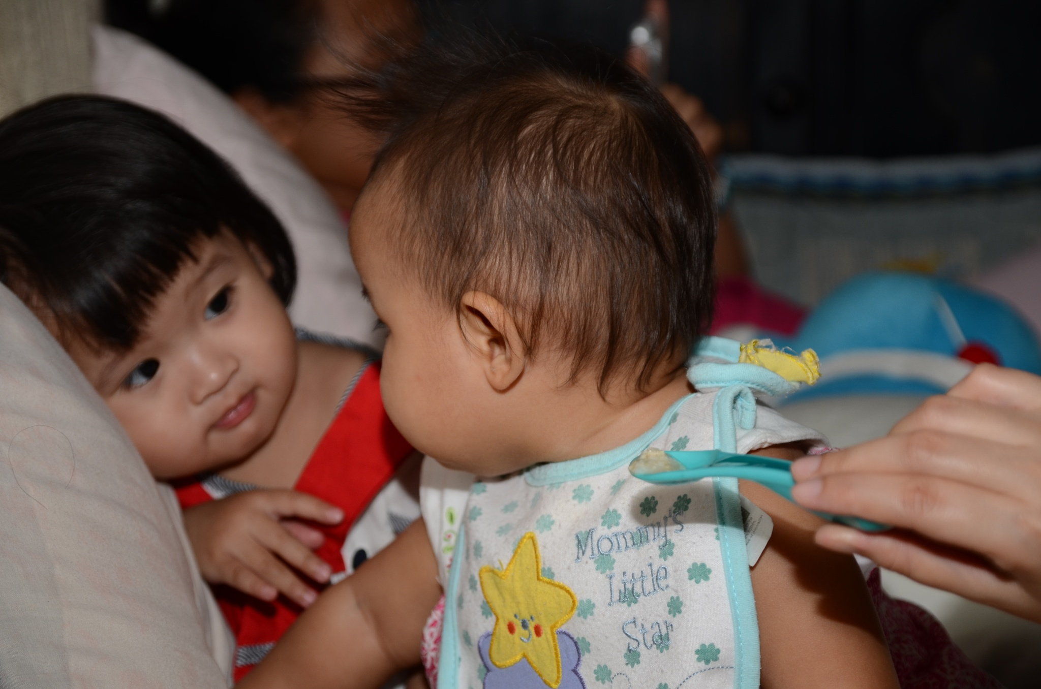 Baby's talk by bambang irawan