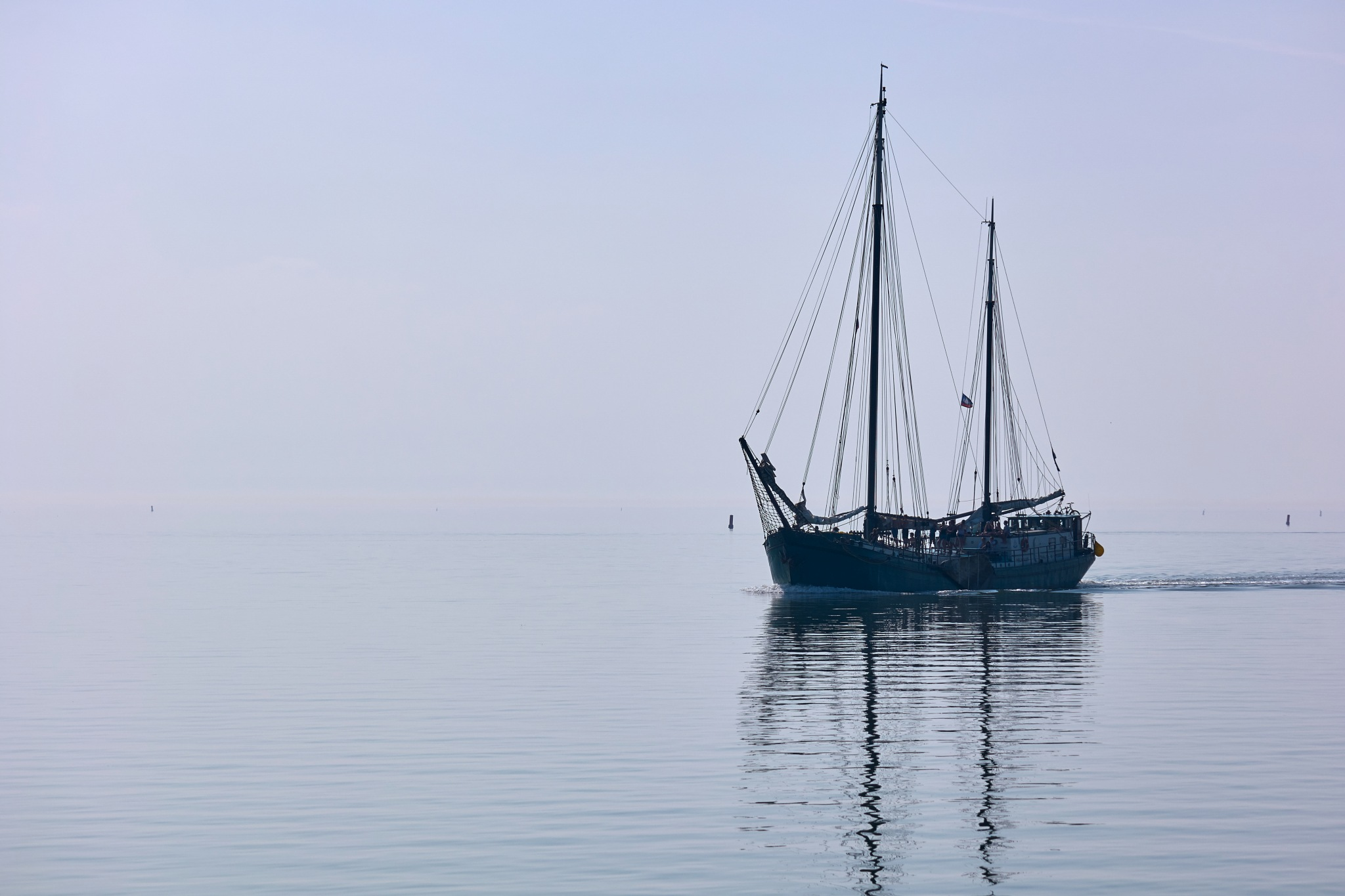 Ghost ship by theseend